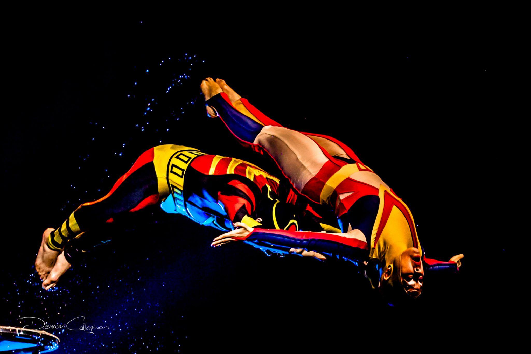 Guangzhou Circus Acrobat, China