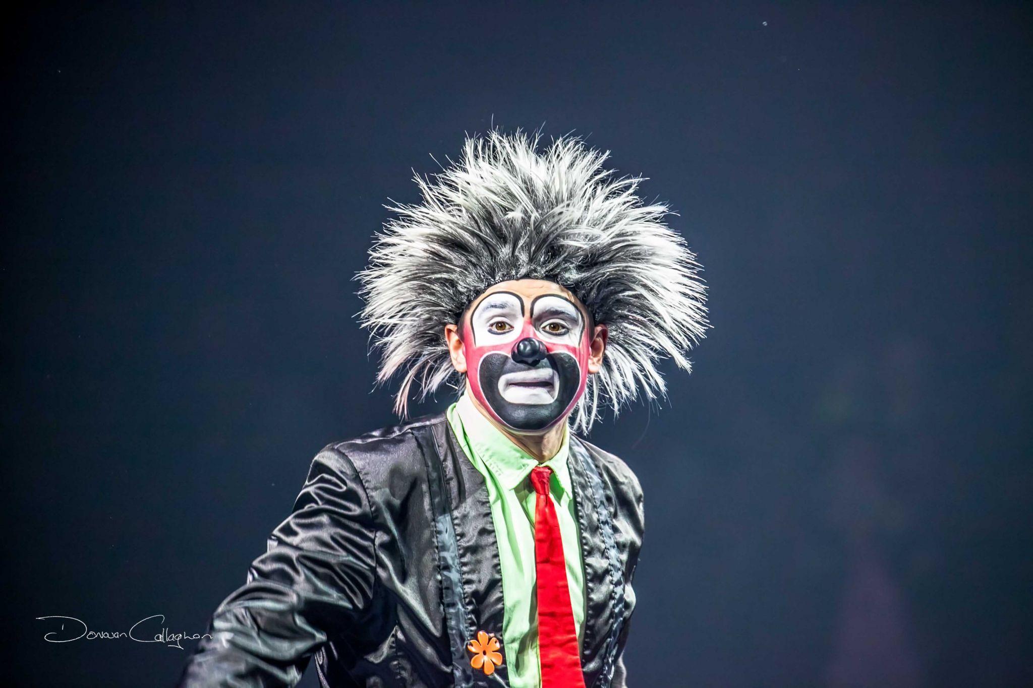 Guangzhou Circus Clown, China