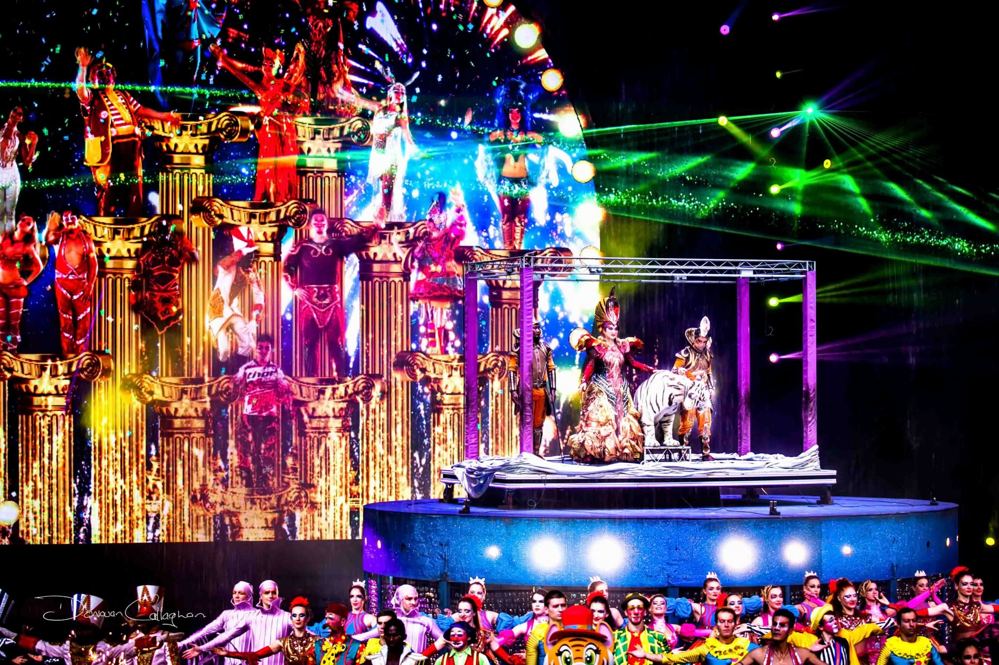 Guangzhou Circus Grand Finale, China