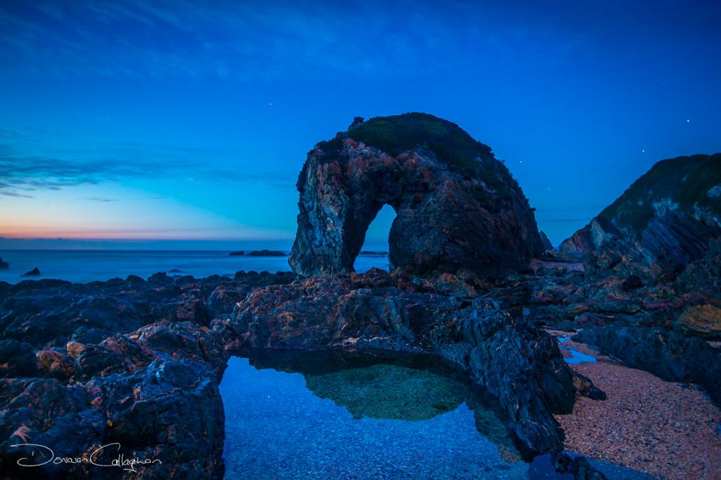 Horse Head Rock Sunrise NSW, Australia