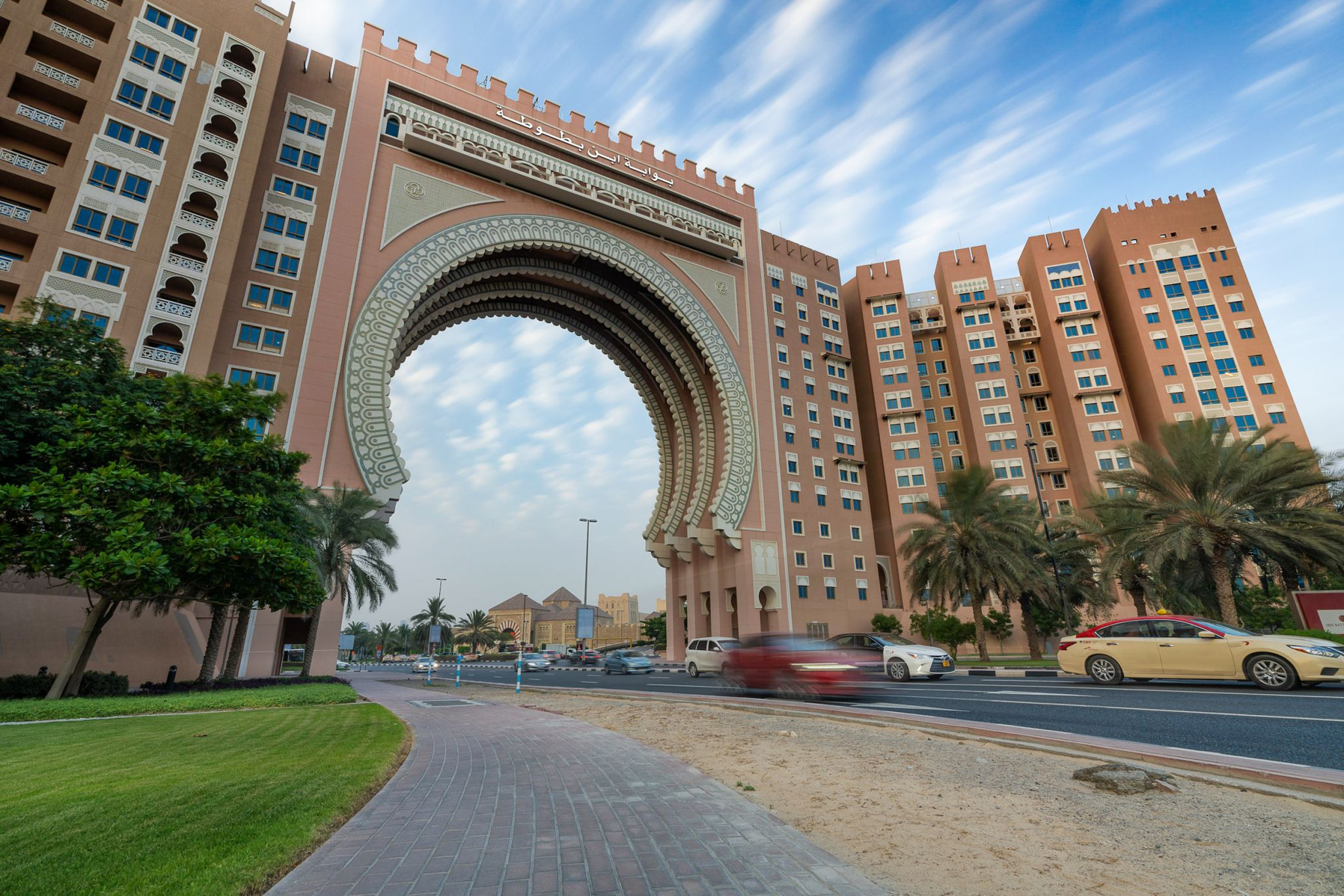 ibn battuta gate, United Arab Emirates