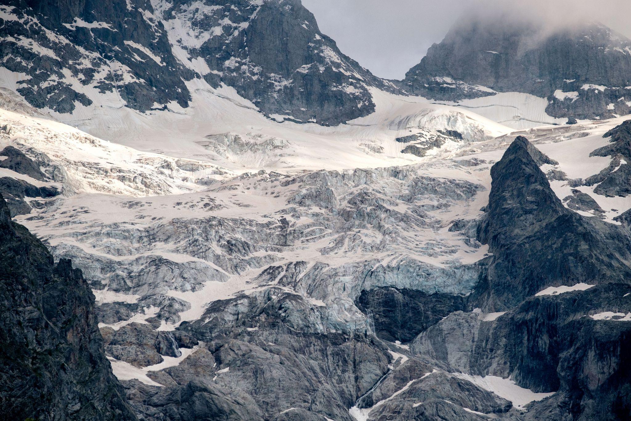 La Meije Glacier, France