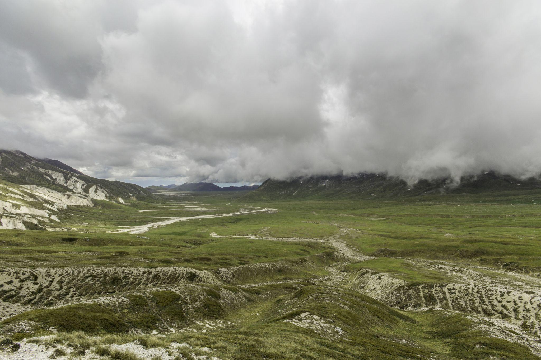 Little Tibet National Park, Italy