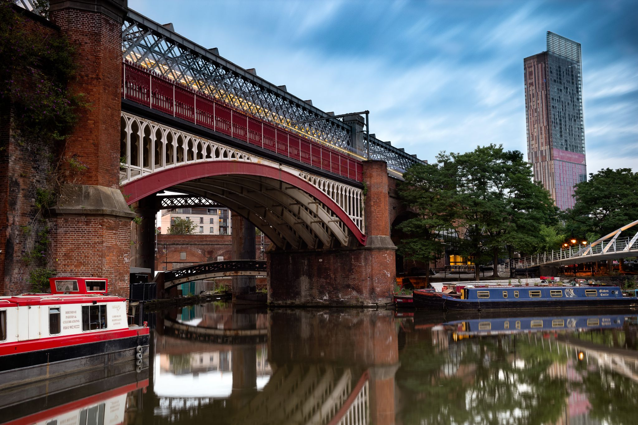 Manchester Slate Wharf, United Kingdom