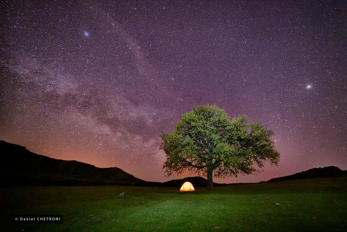 One billion stars hotel, Romania