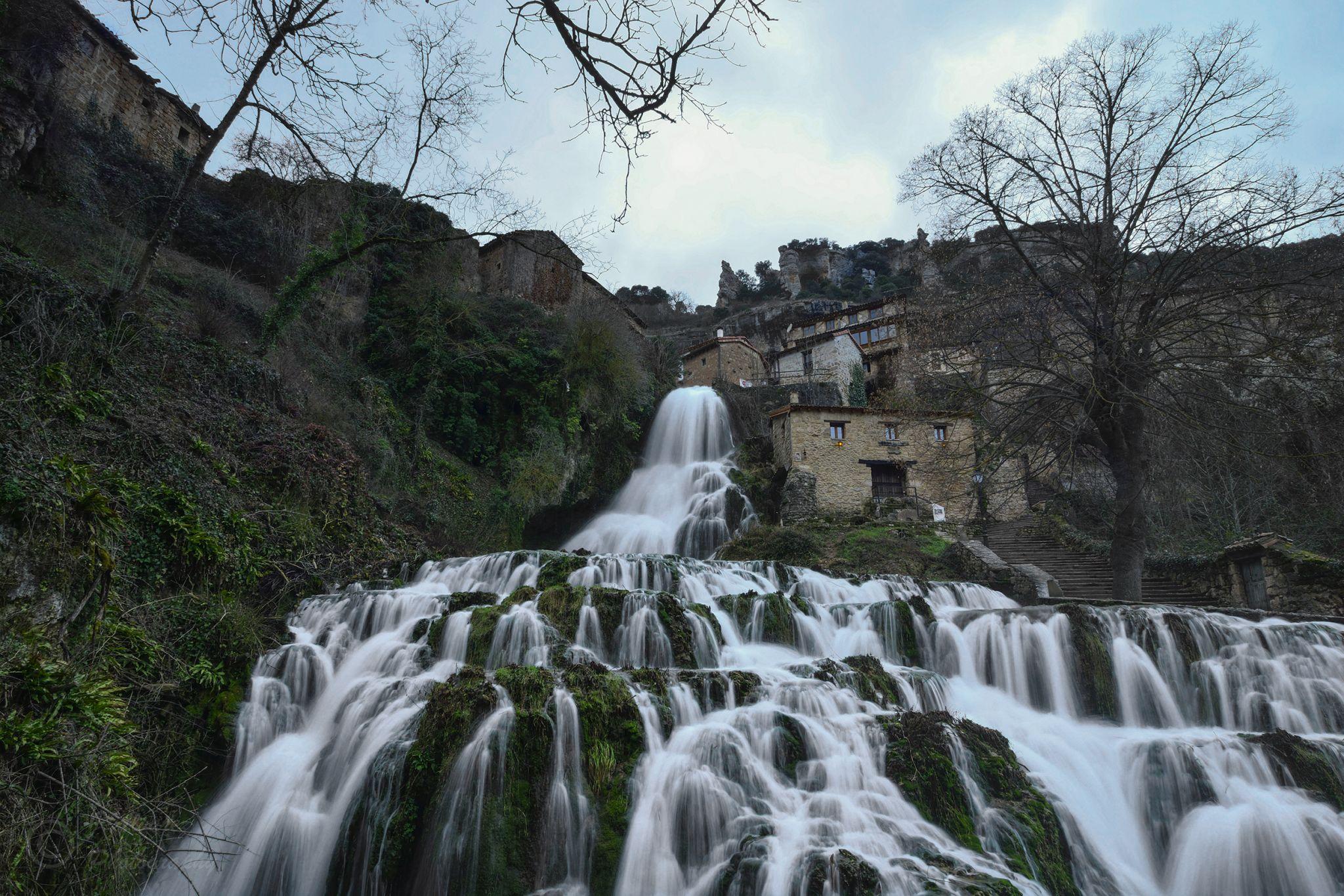 Orbaneja del Castillo, Spain