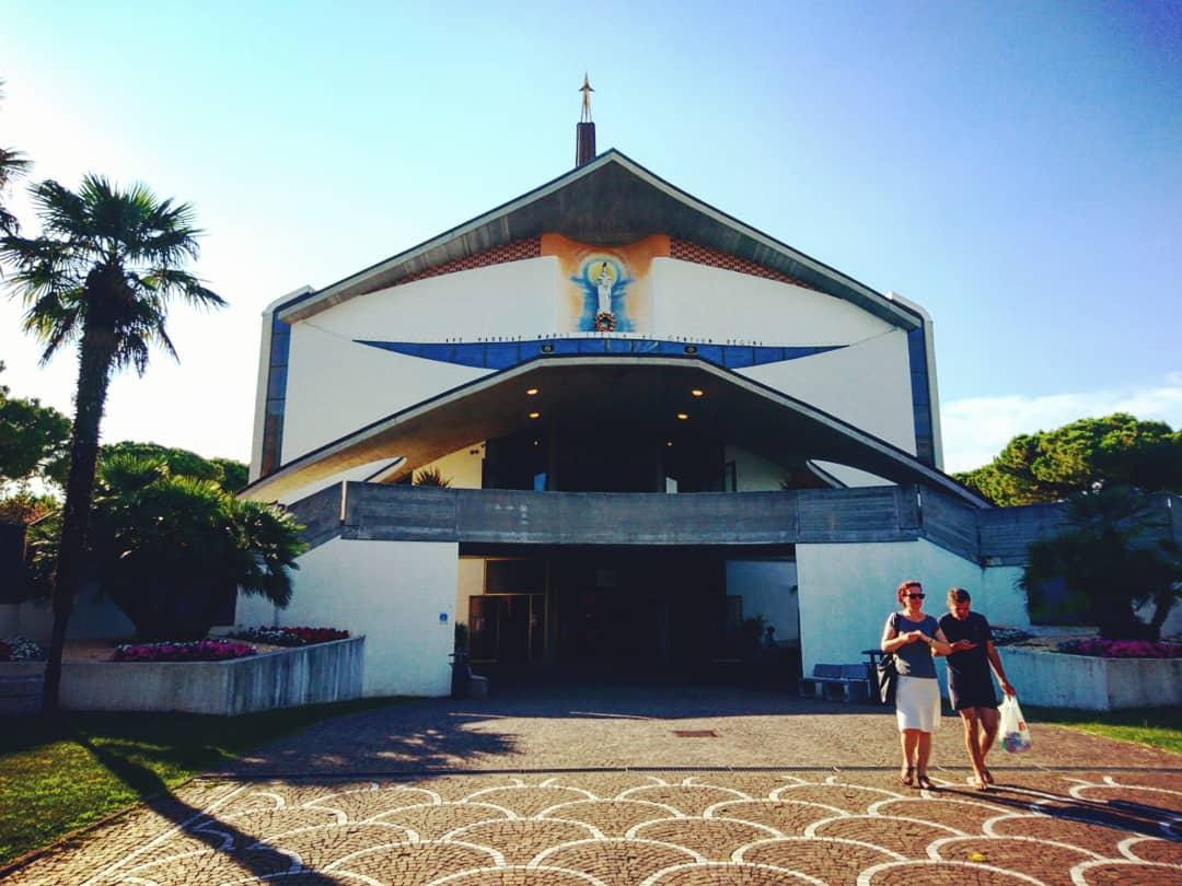 Parish st. JOHN Bosco, Lignano, Italy