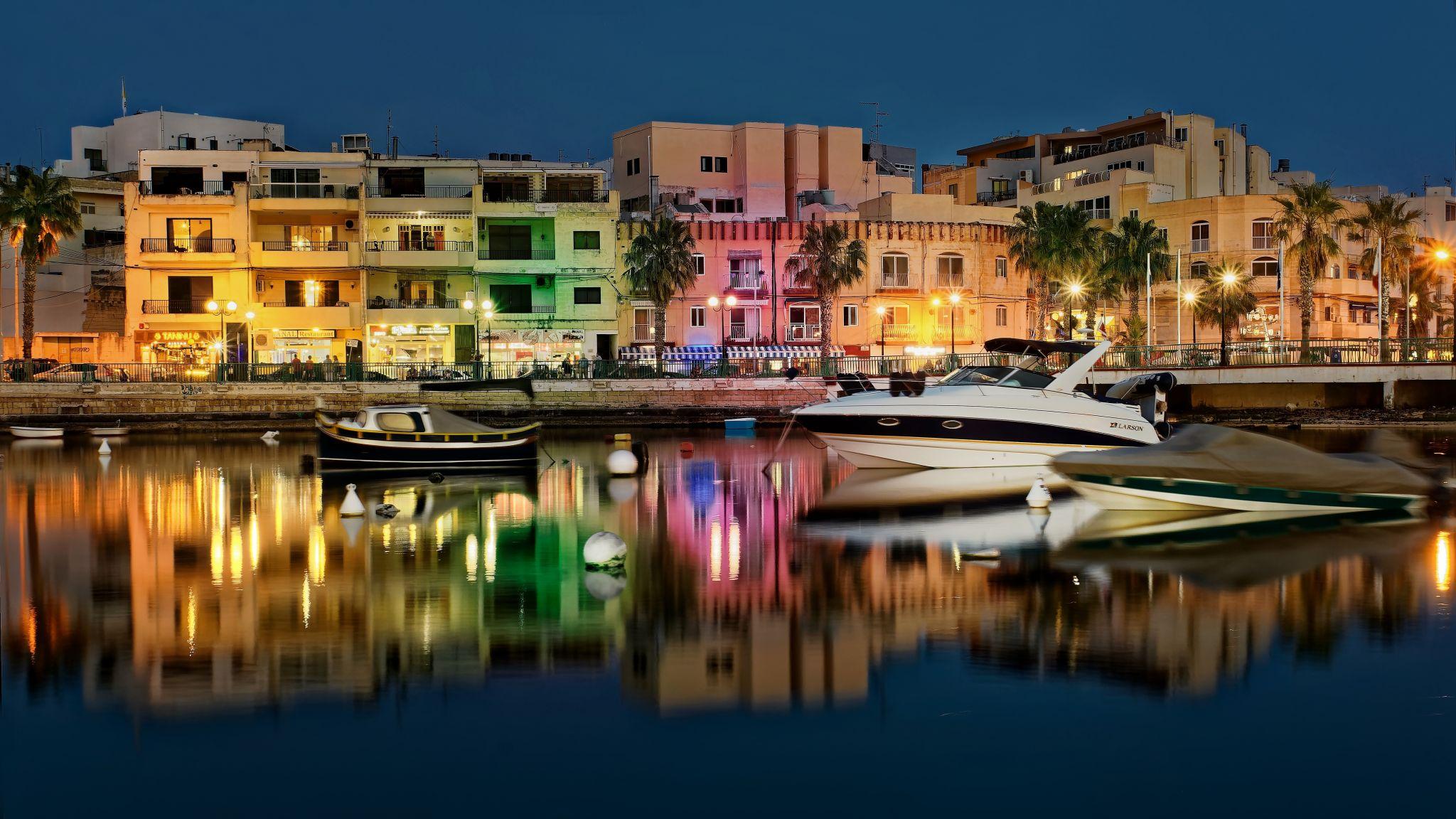 Seafront Marsaskala, Malta