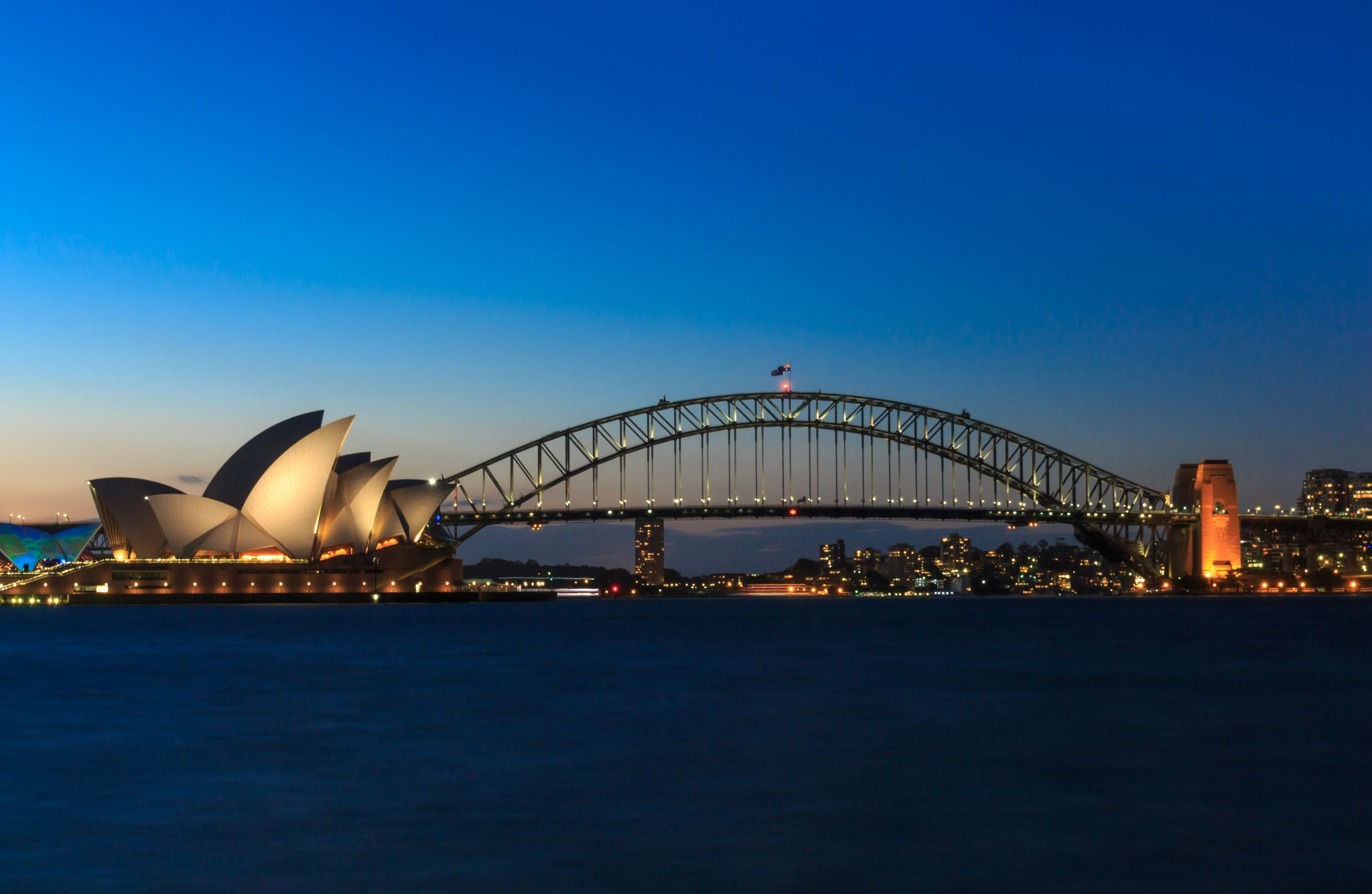 Sydney most popular view, Australia