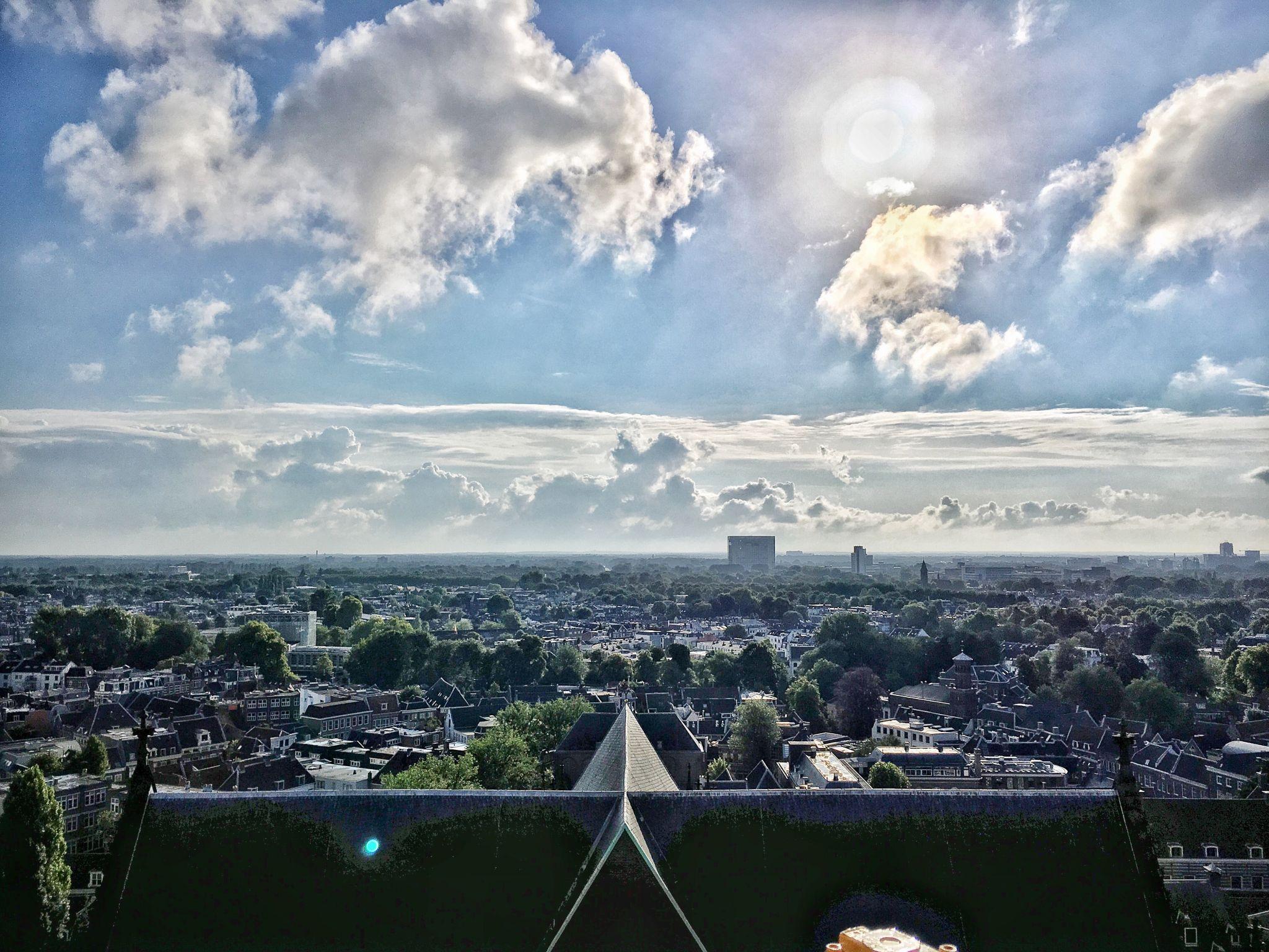 Utrecht, Domplein, Netherlands