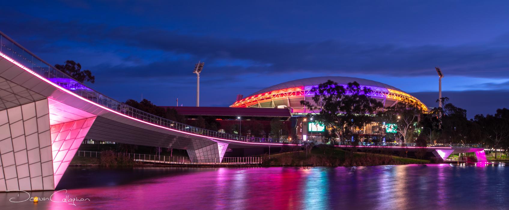 Adelaide Oval Sunrise, Australia
