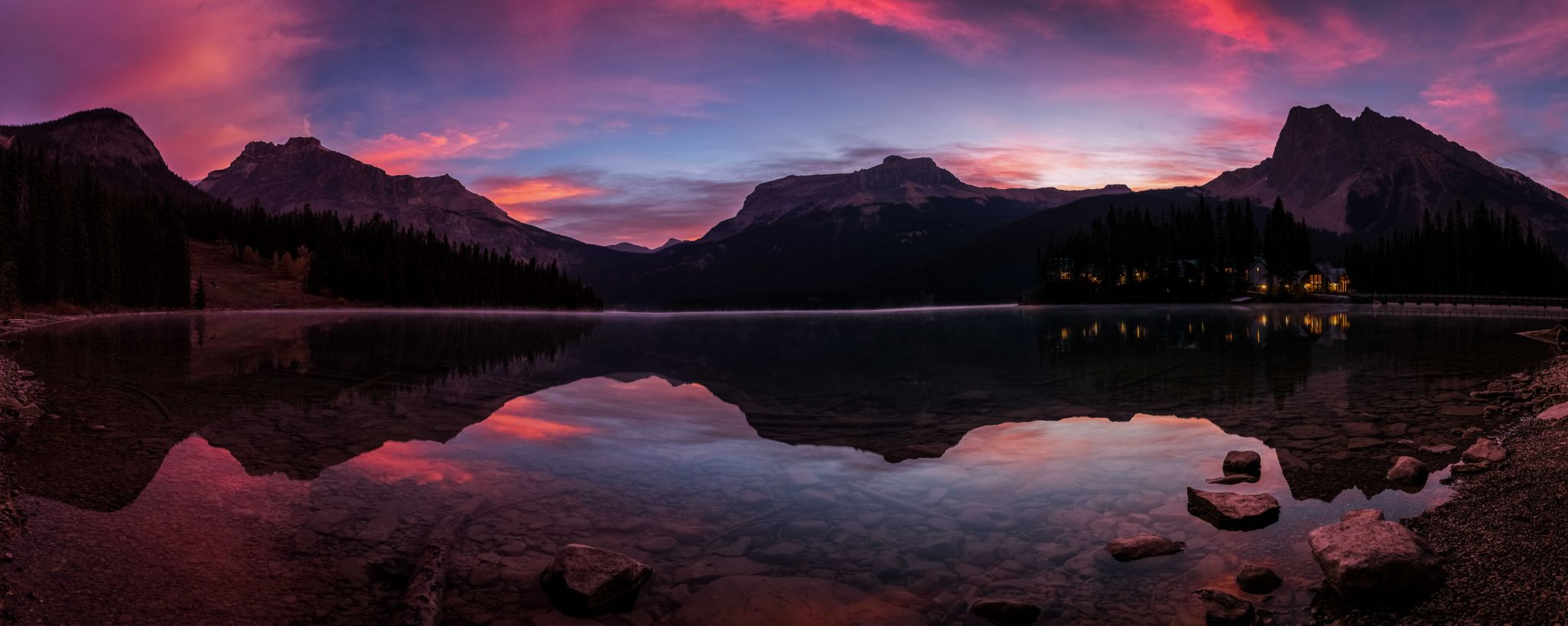 Emerald Lake, Canada, Canada