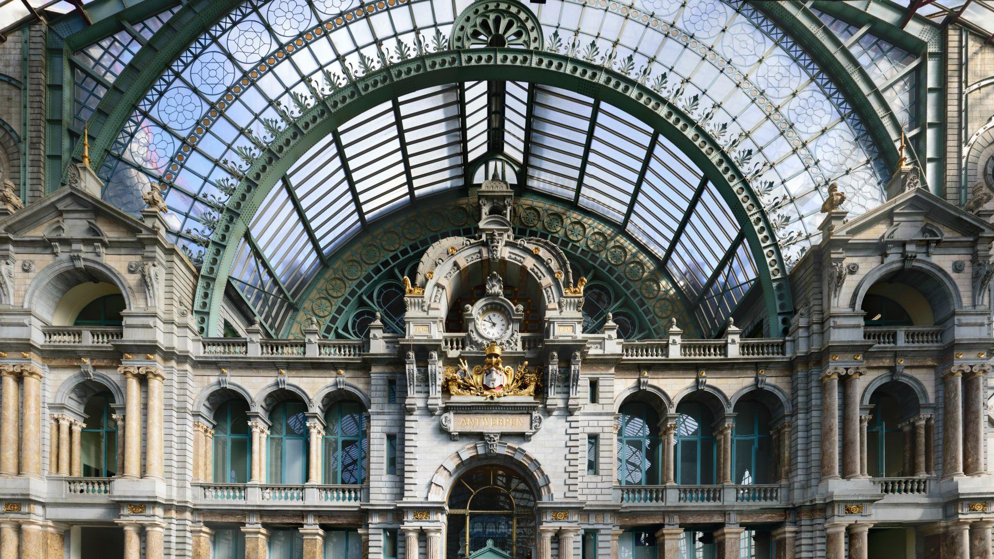Antwerpen Centraal Station Belgium