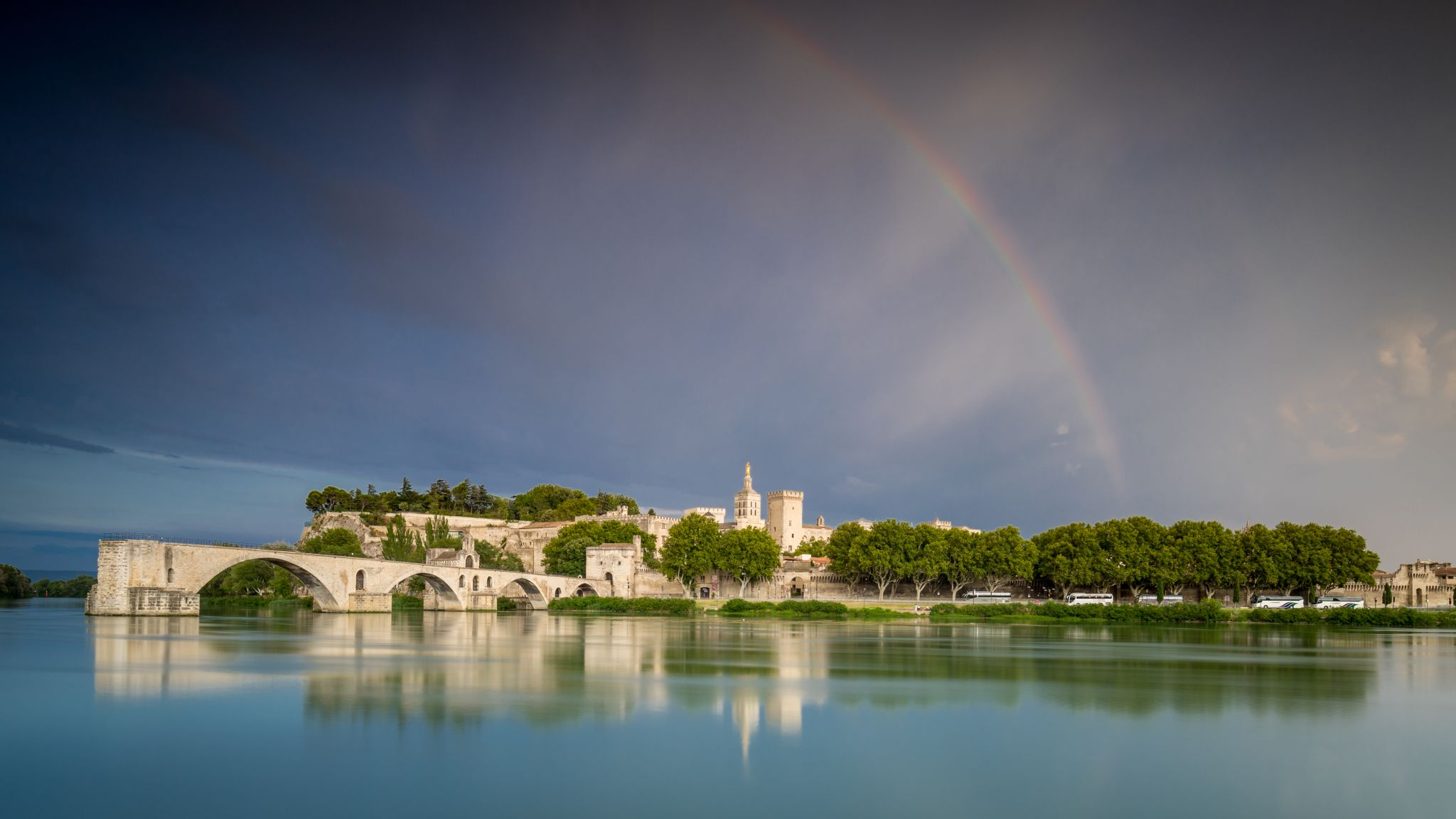 Avignon Rainbow, France
