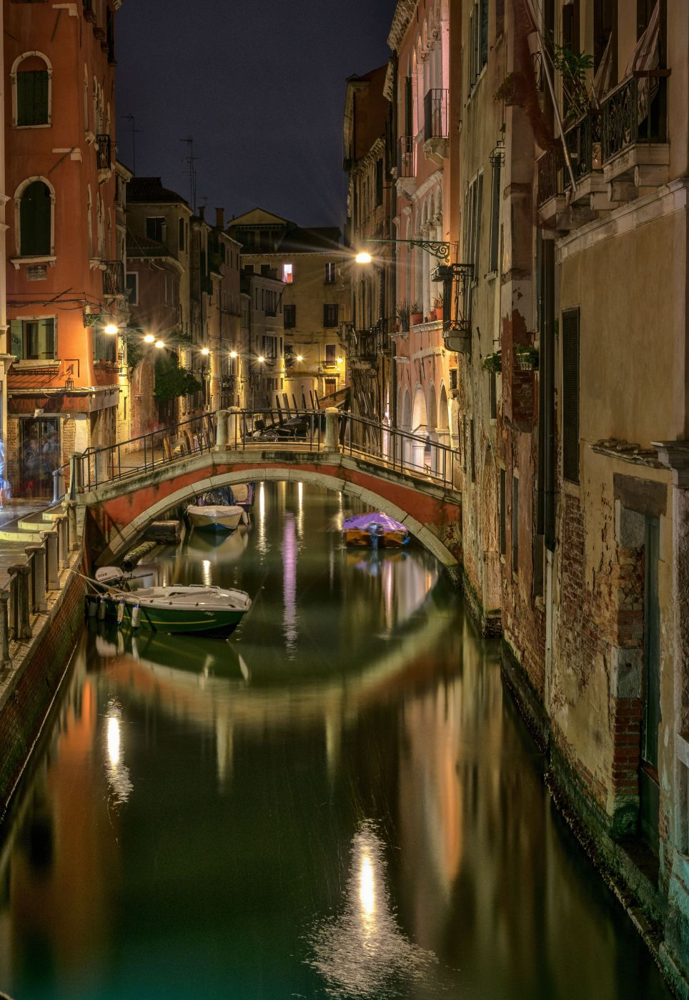 Bridge at Venice, Italy
