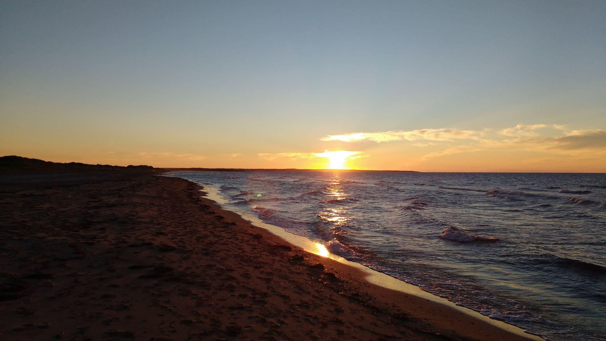 Covehead Beach, Canada