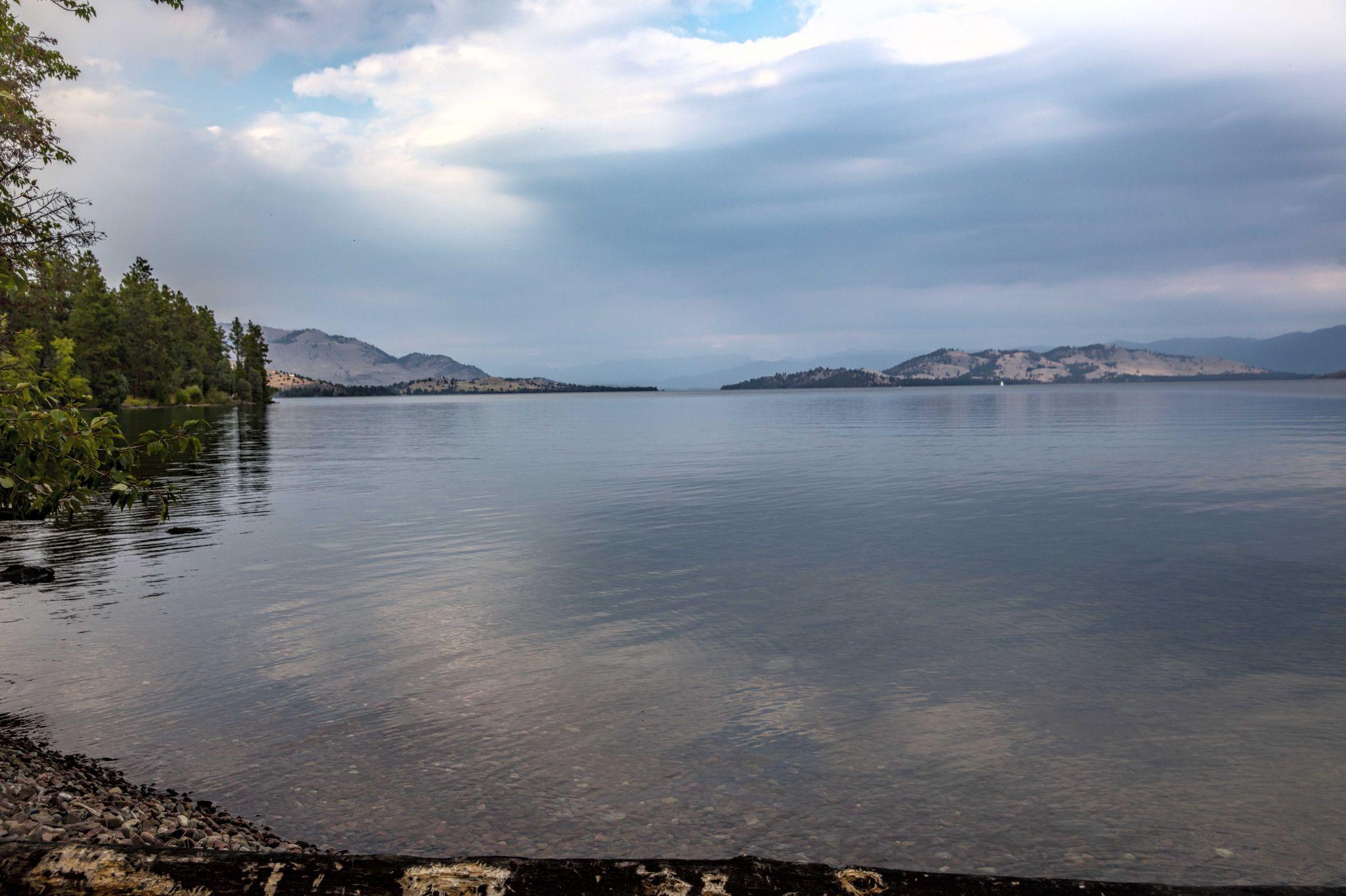 Flathead Lake, USA