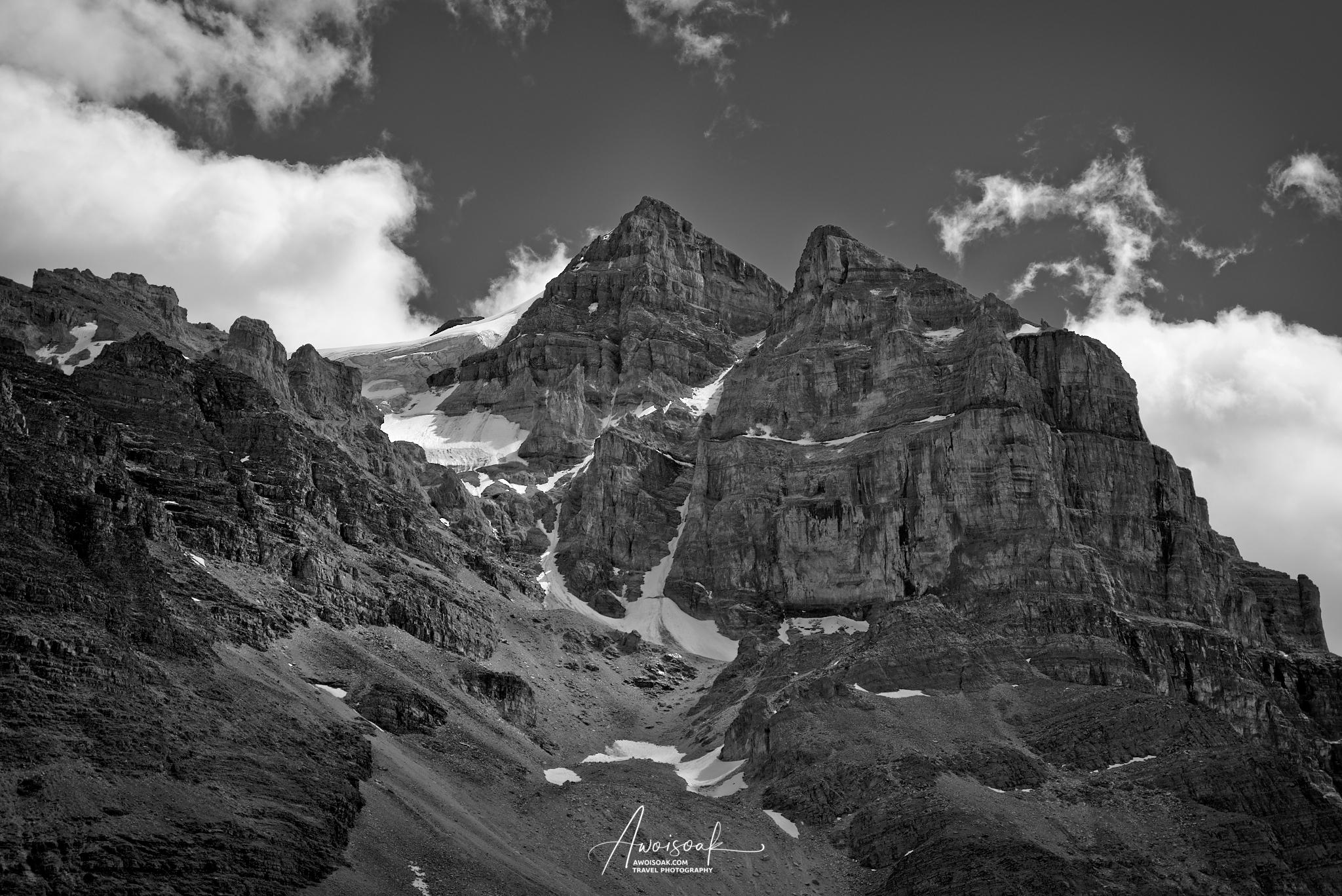 Haddo Peak, Canada
