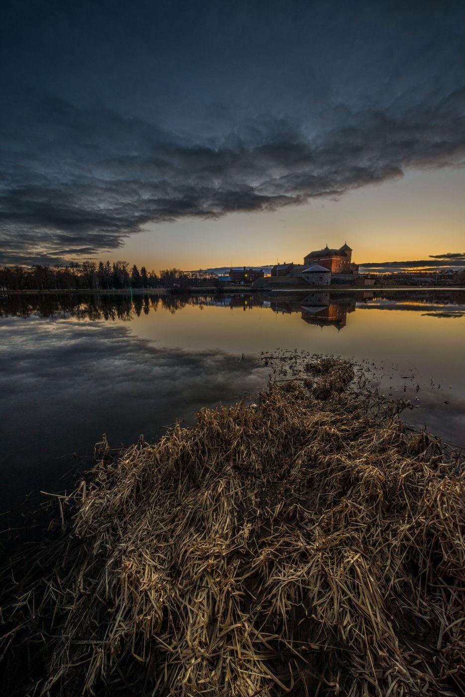 Hämeenlinna castle, Finland