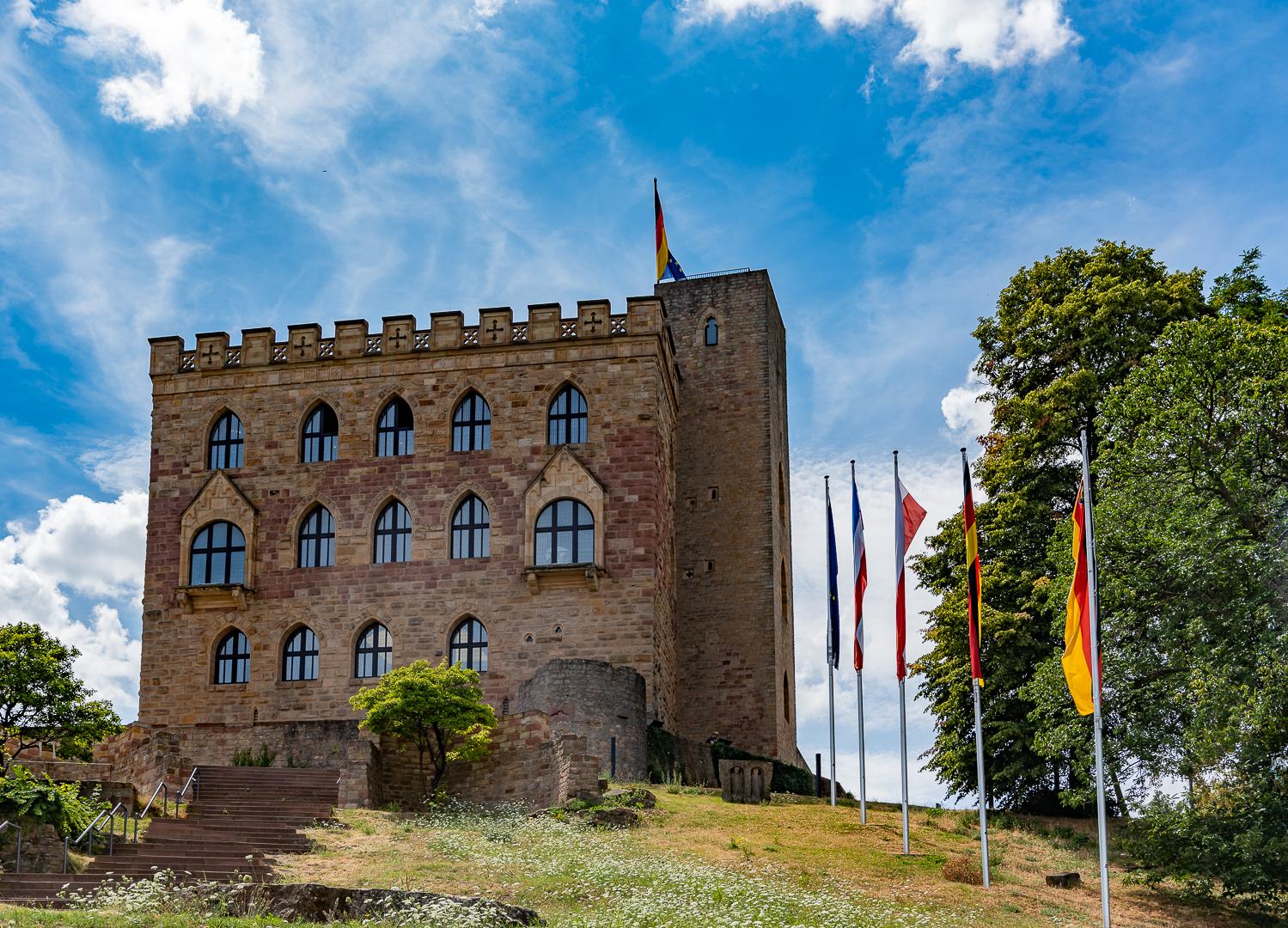Hambacher Schloss, Germany