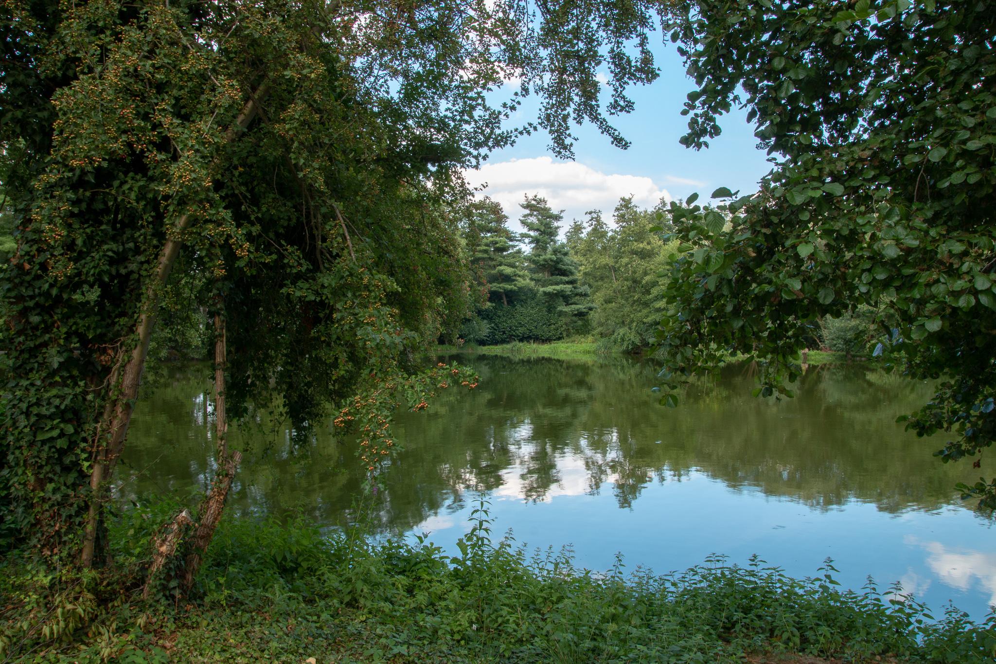Hariksee, Mühlenrather Mühle, Germany