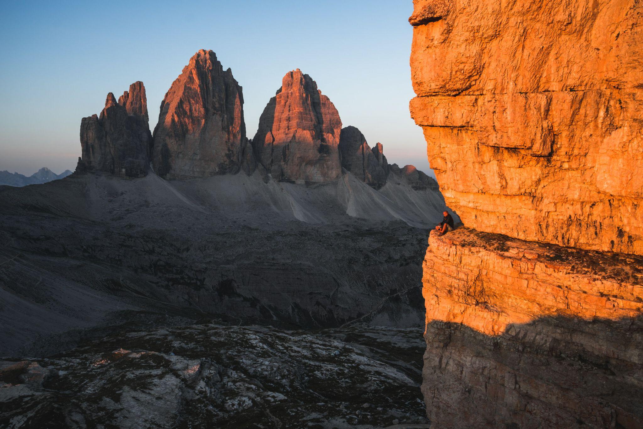 Italian morning glow, Italy
