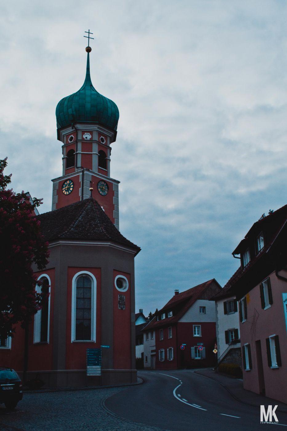 Kirche Allensbach, Germany