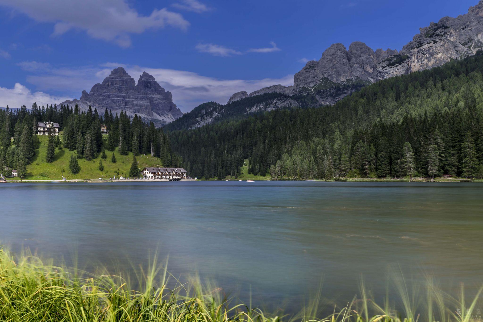 Lago di Misurina, Italy