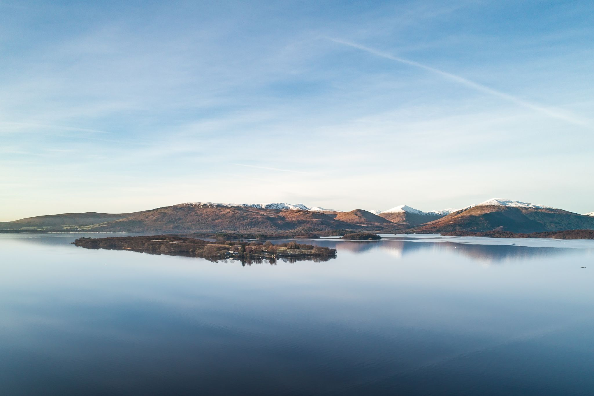 Loch Lomond, United Kingdom