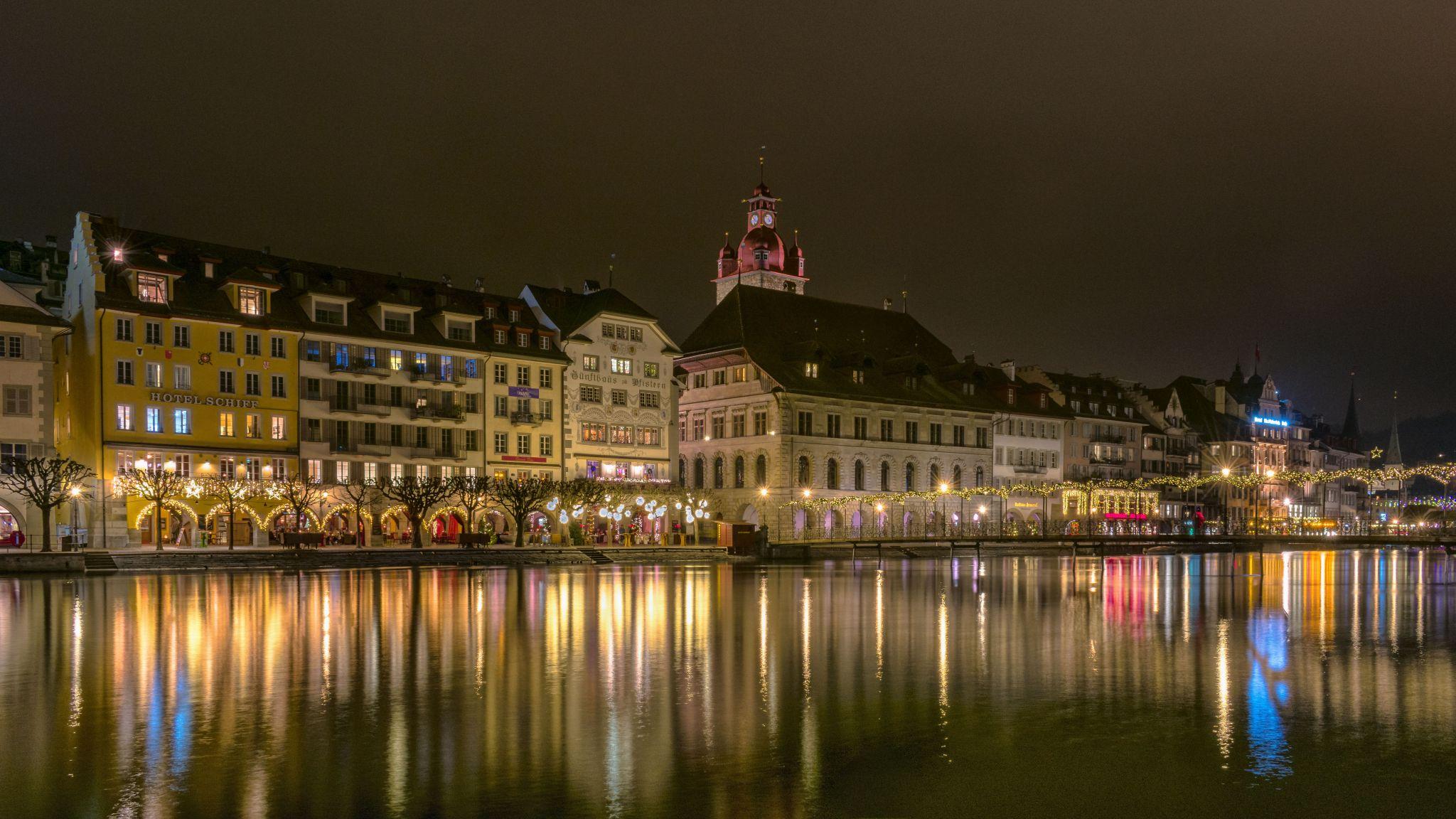Lucerne Town Hall, Switzerland