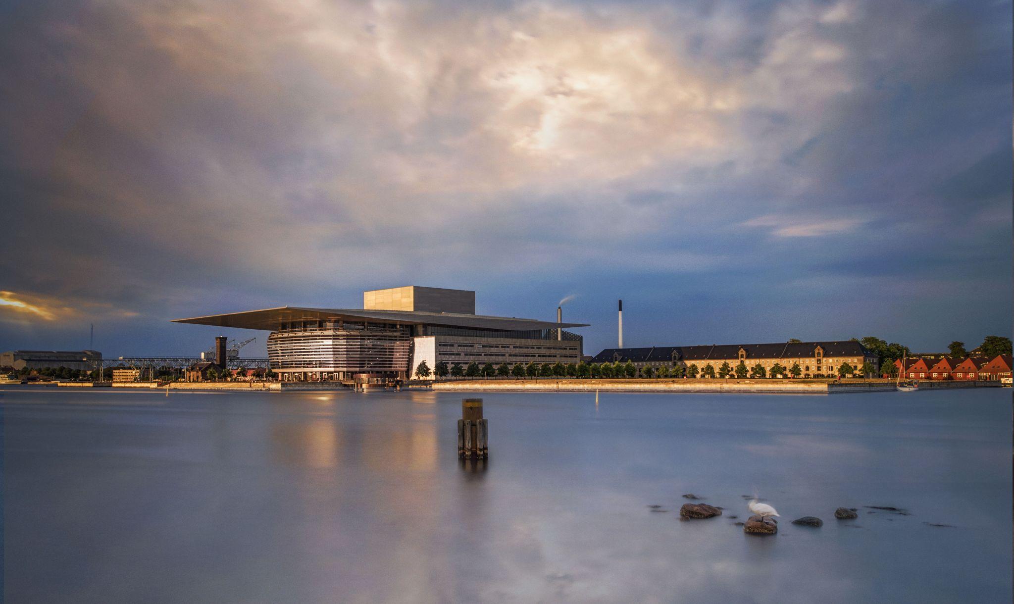Opera House Copenhagen, Denmark