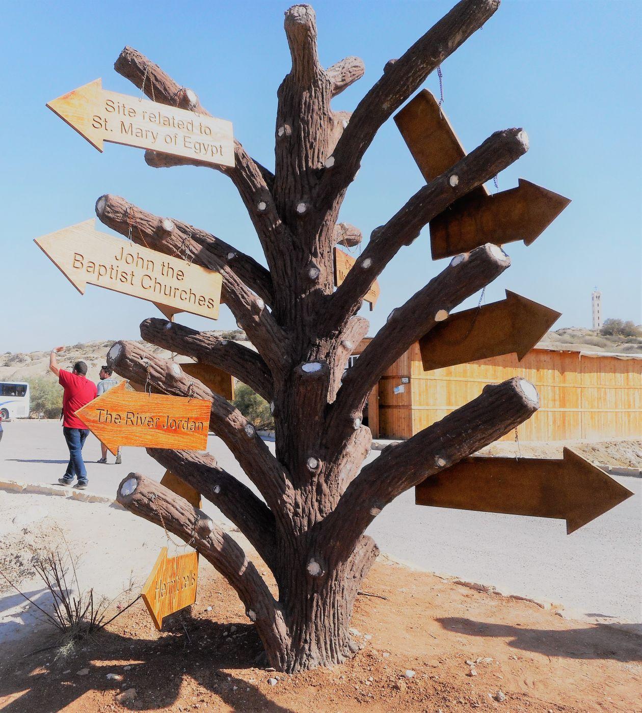 Path to the Jordan River, Israel