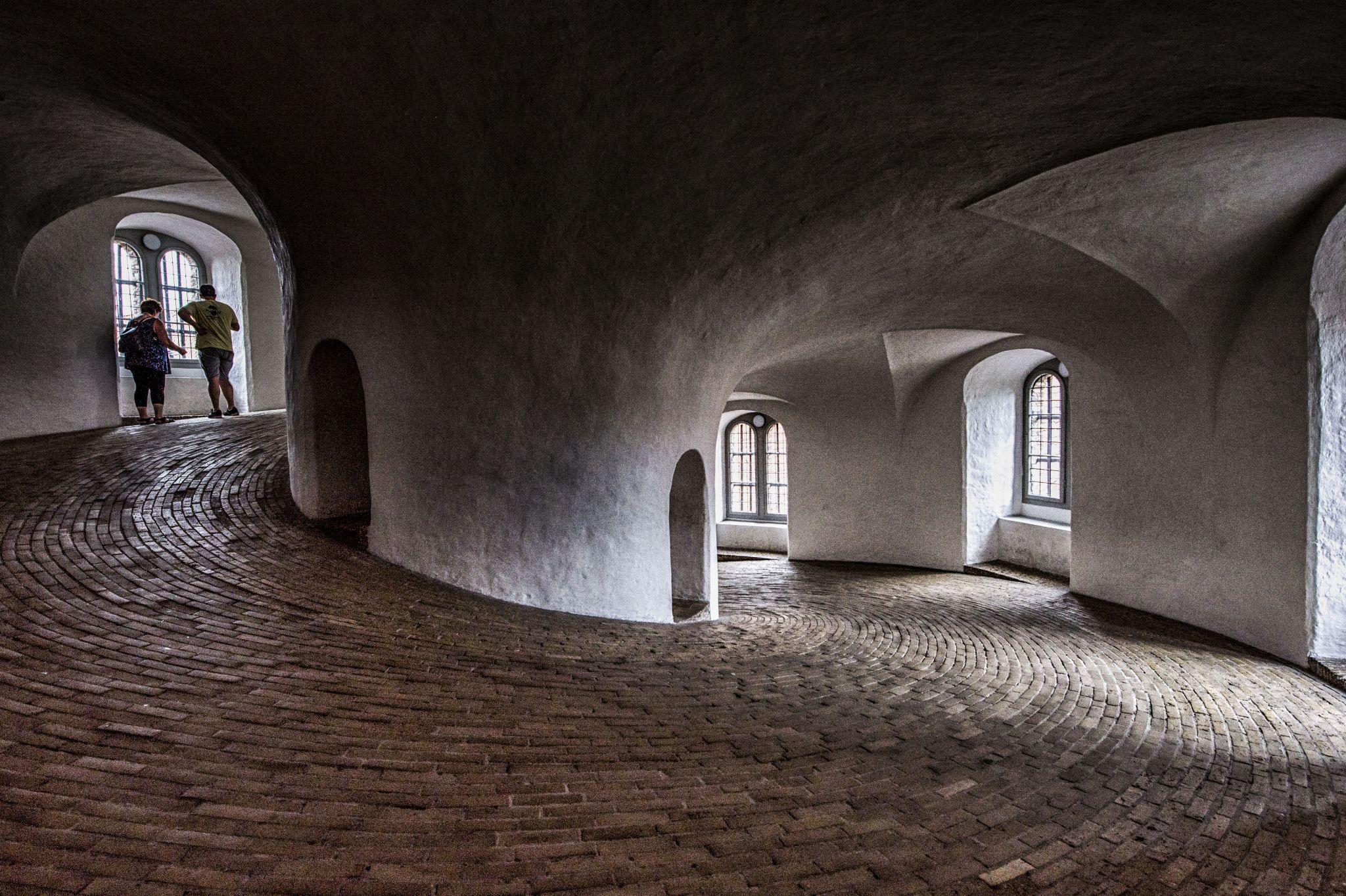 Round Tower, Copenhagen, Denmark