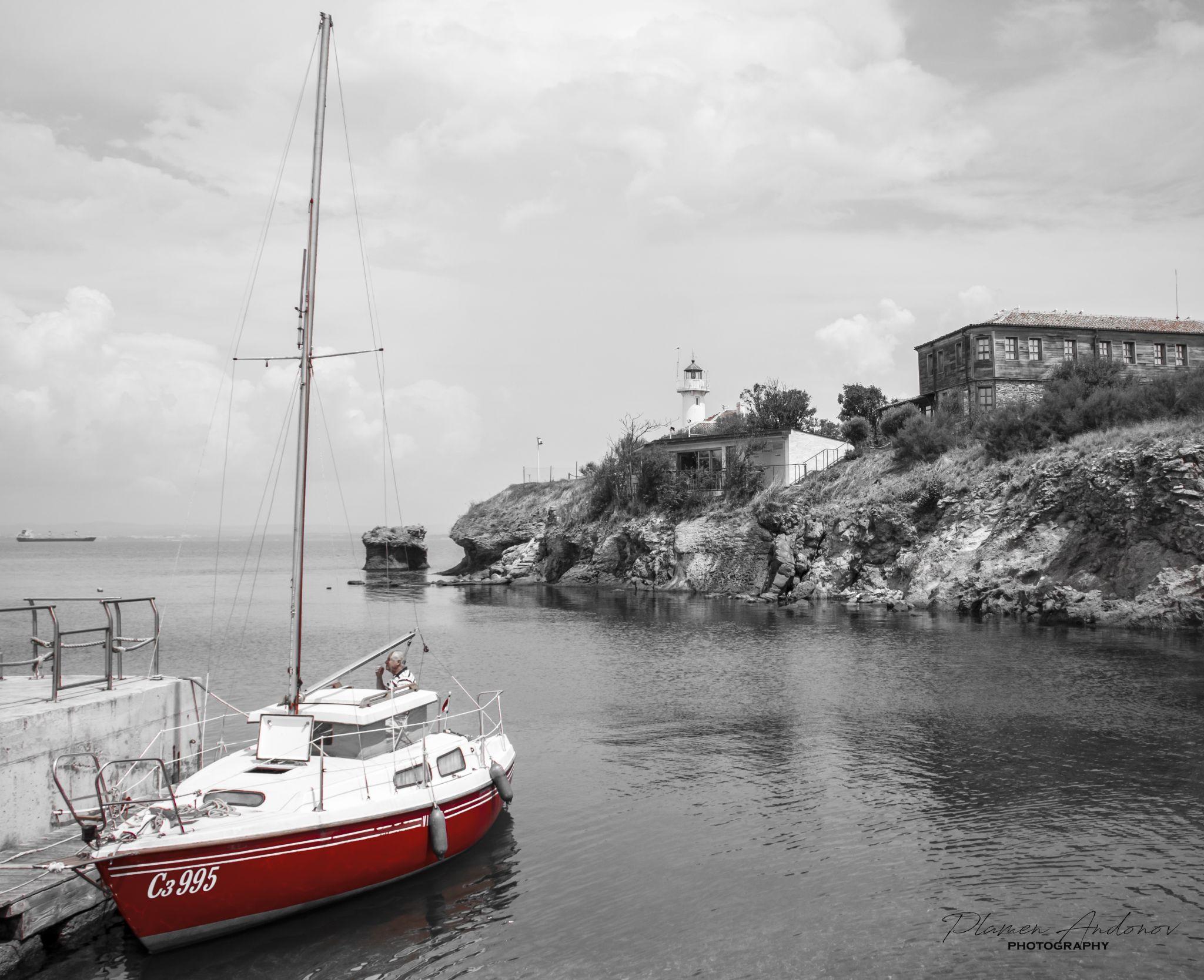 Saint Anastasia Island, Bulgaria