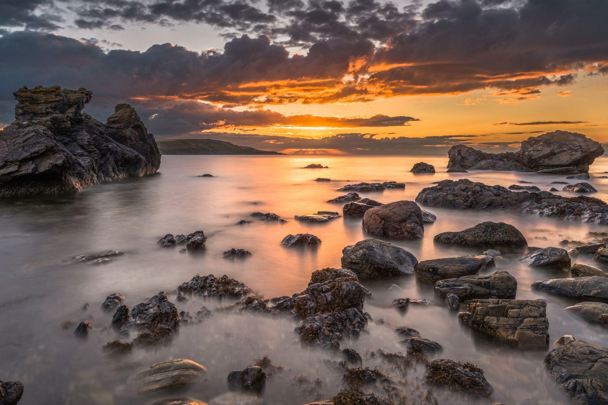 Sandend Bay, United Kingdom