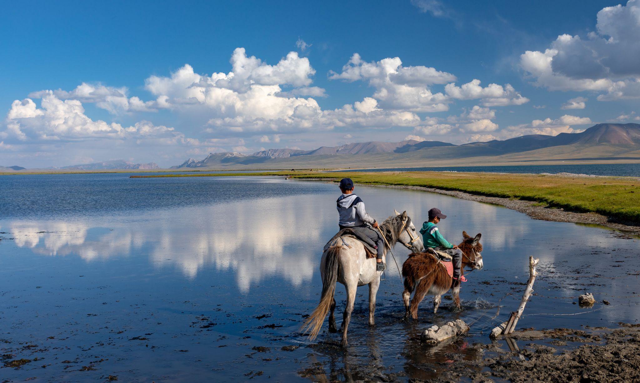 Song Köl, Kyrgyz Republic