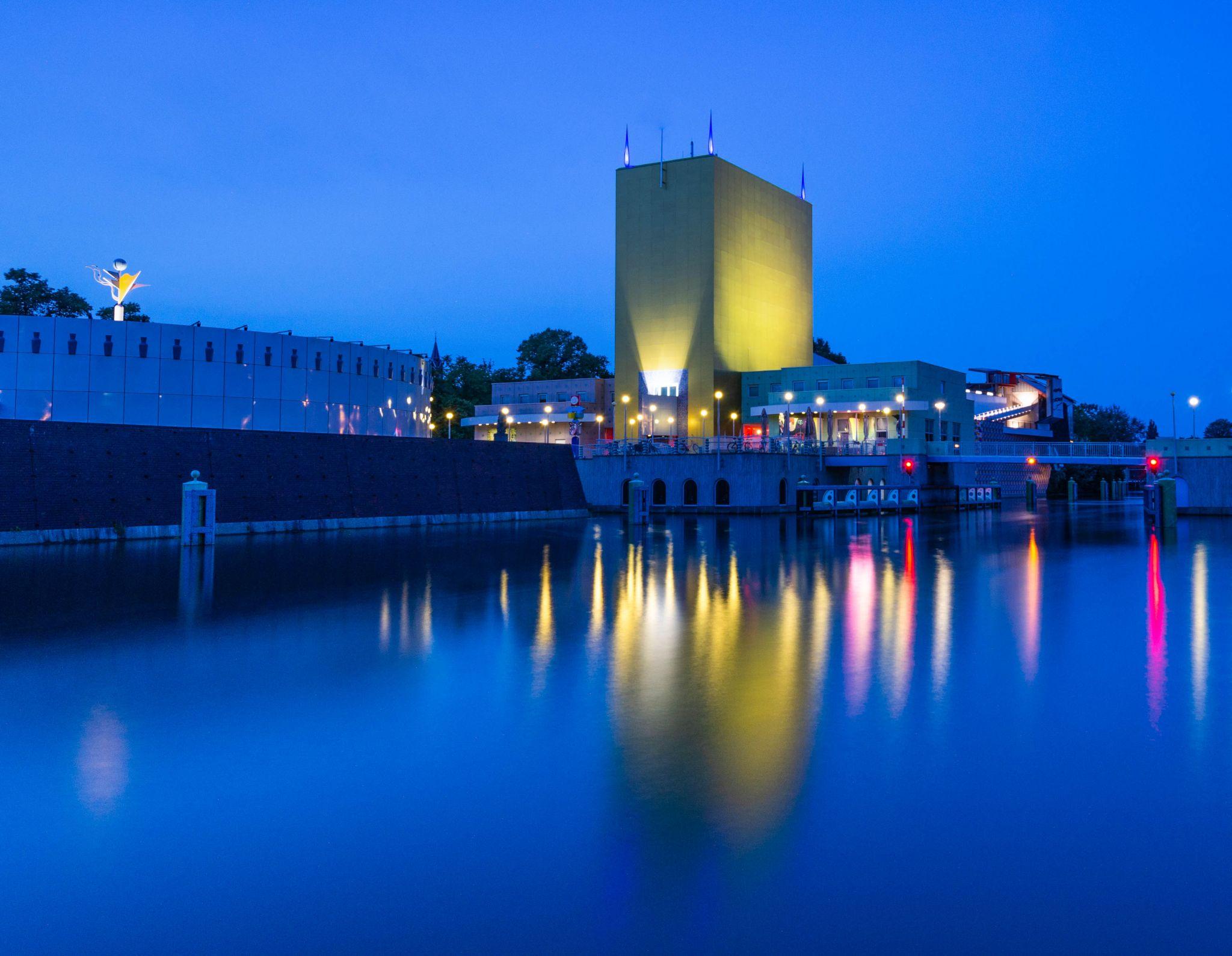 The Groninger Museum of Modern Art, Netherlands