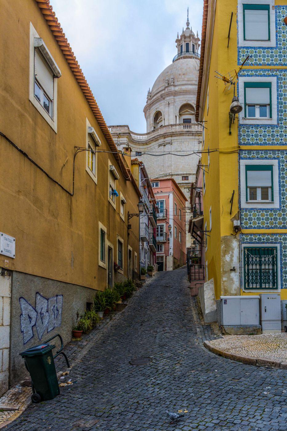 Travesso do Paraiso, Portugal