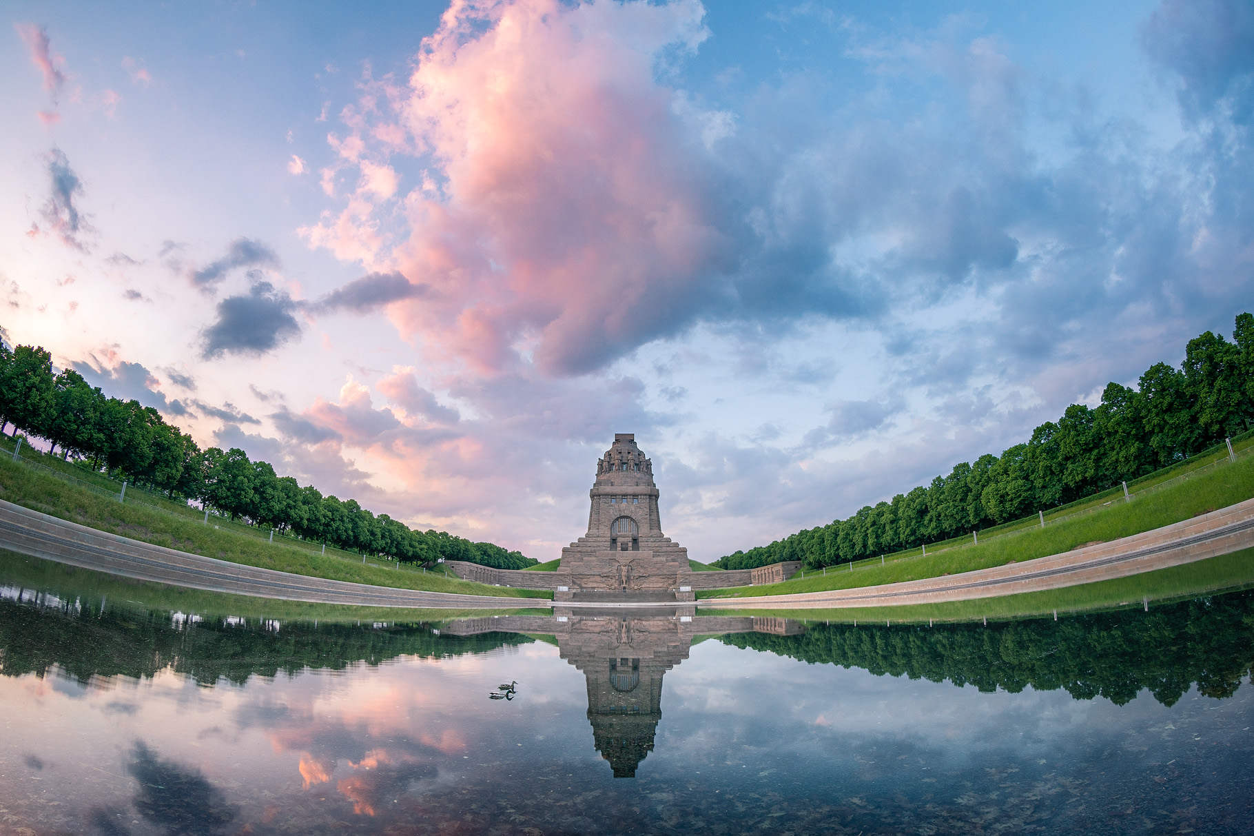 Völkerschlachtdenkmal, Germany
