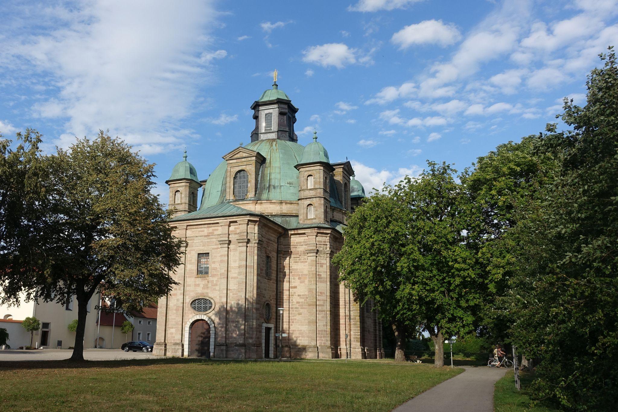Wallfahrtskirche Mariahilf, Germany
