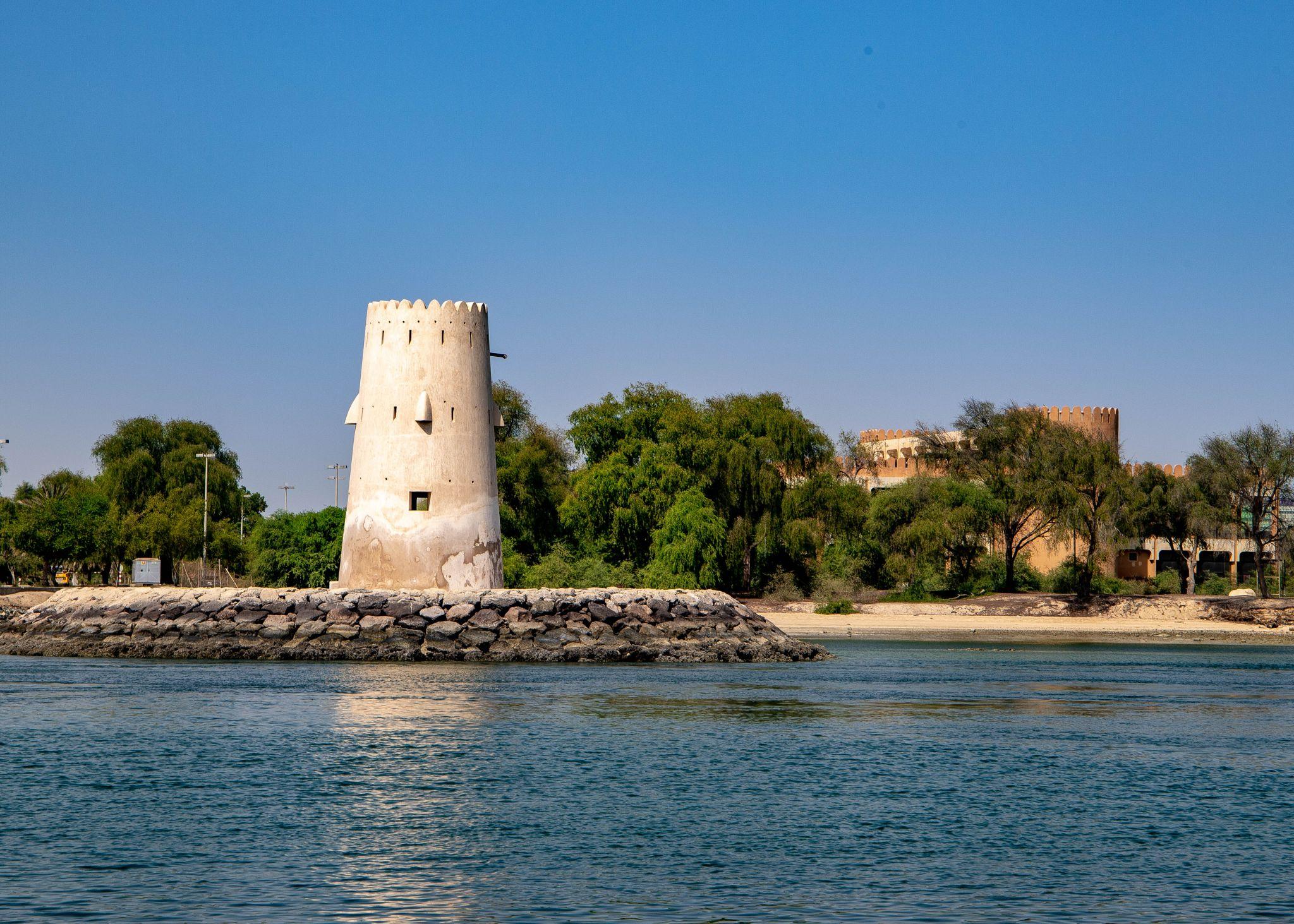 Al Maqta Fort and Tower, United Arab Emirates