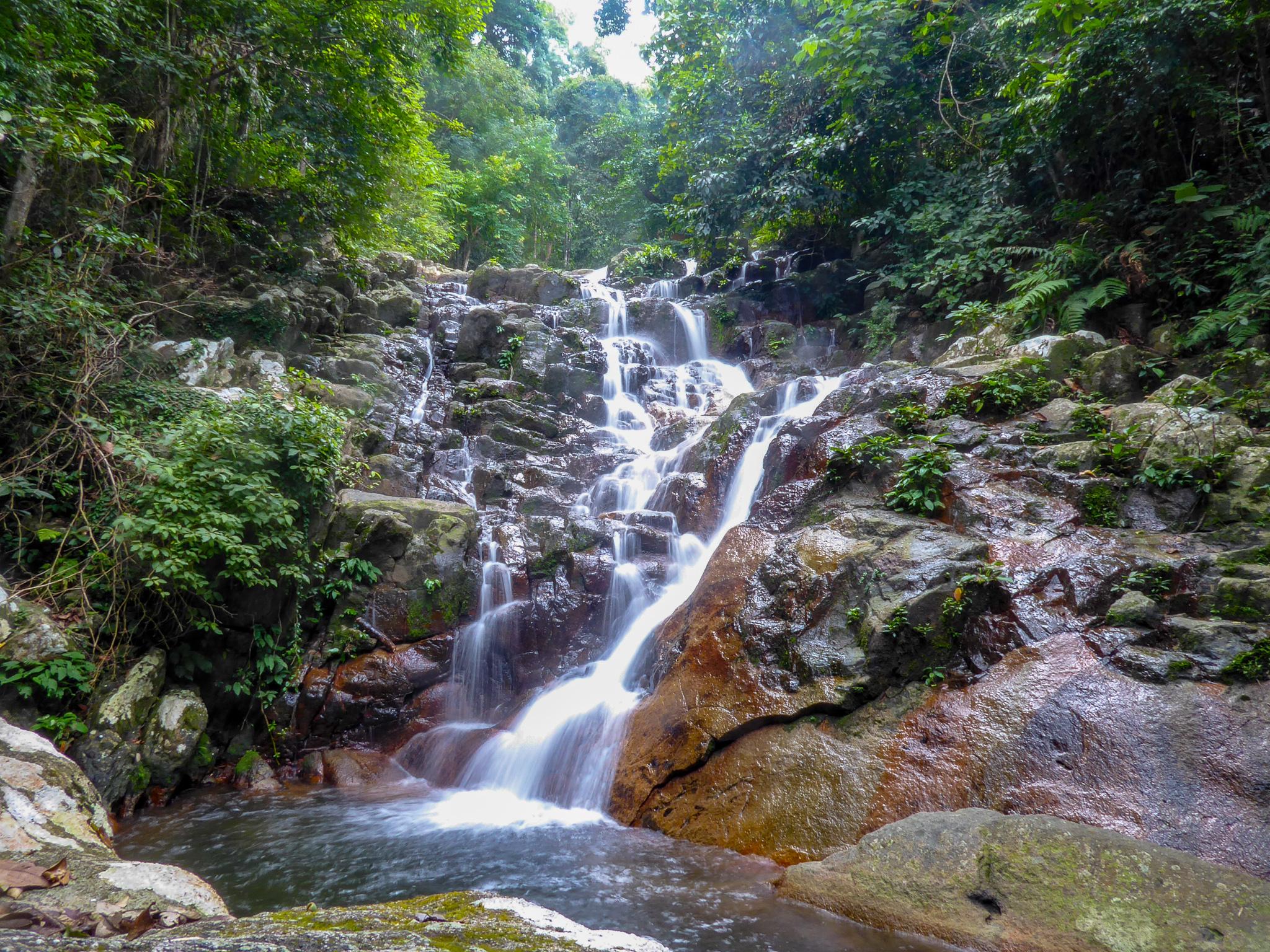 Asah Waterfall, Malaysia