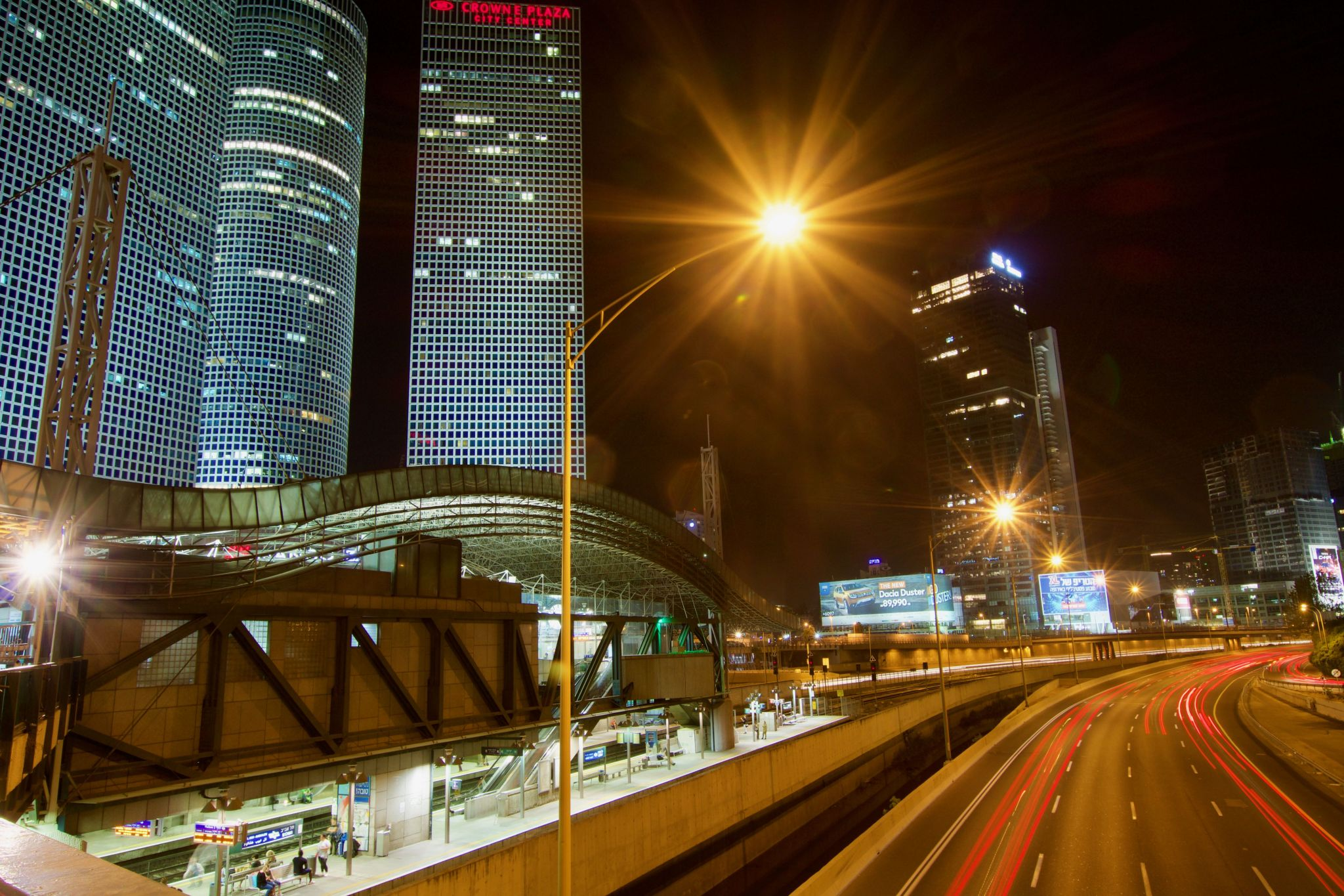 Ayalon Freeway, Israel