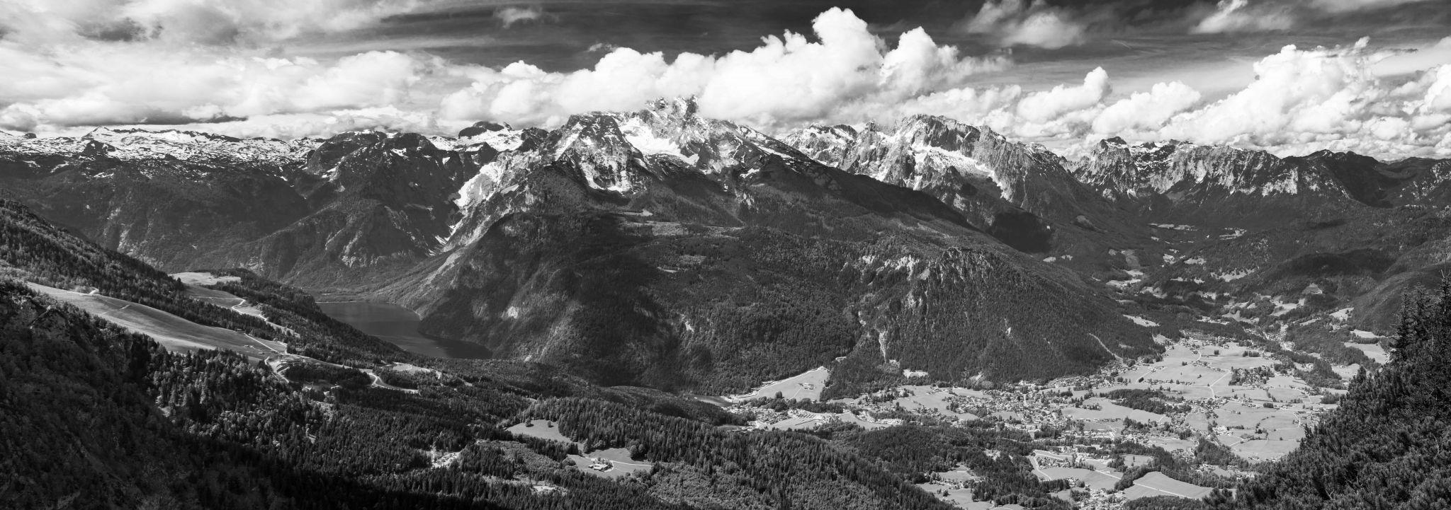 Berchtesgaden View, Germany