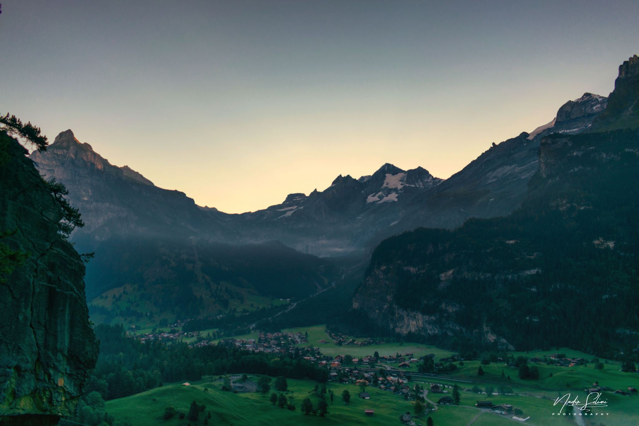 Bluemlisalphorn, Kandersteg, Switzerland