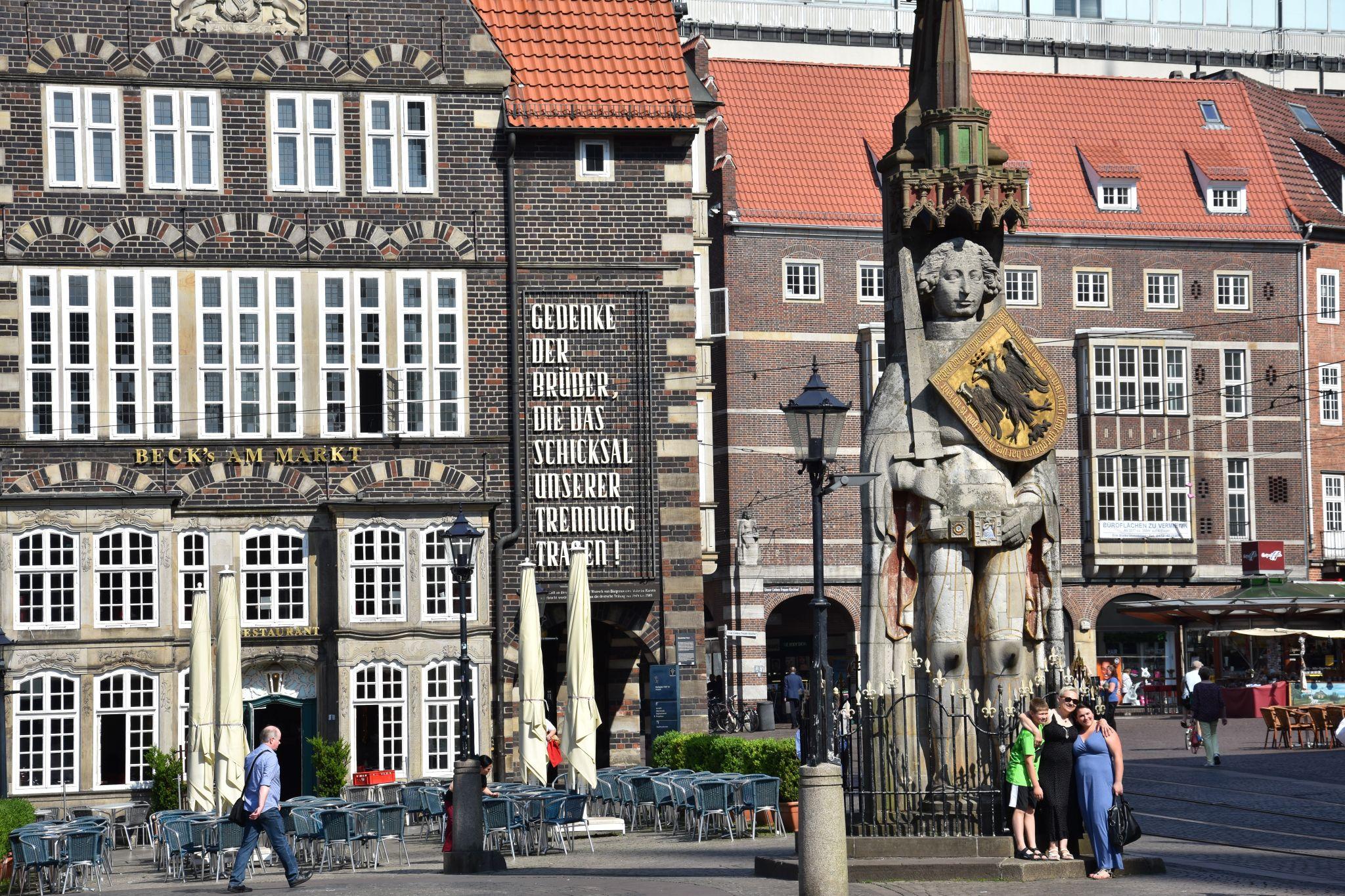 Bremen Roland, Germany