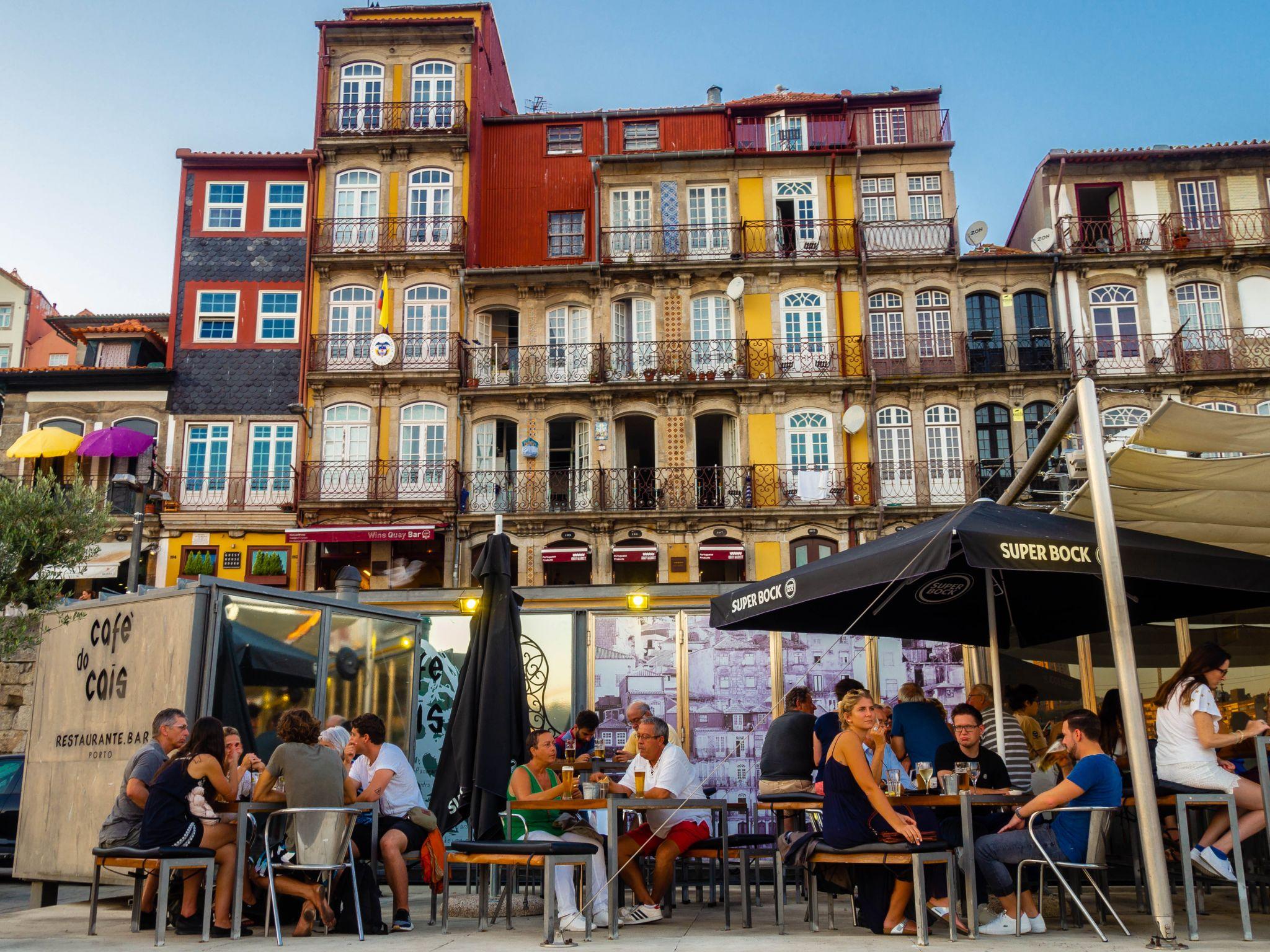 Cais da Ribeira, Portugal