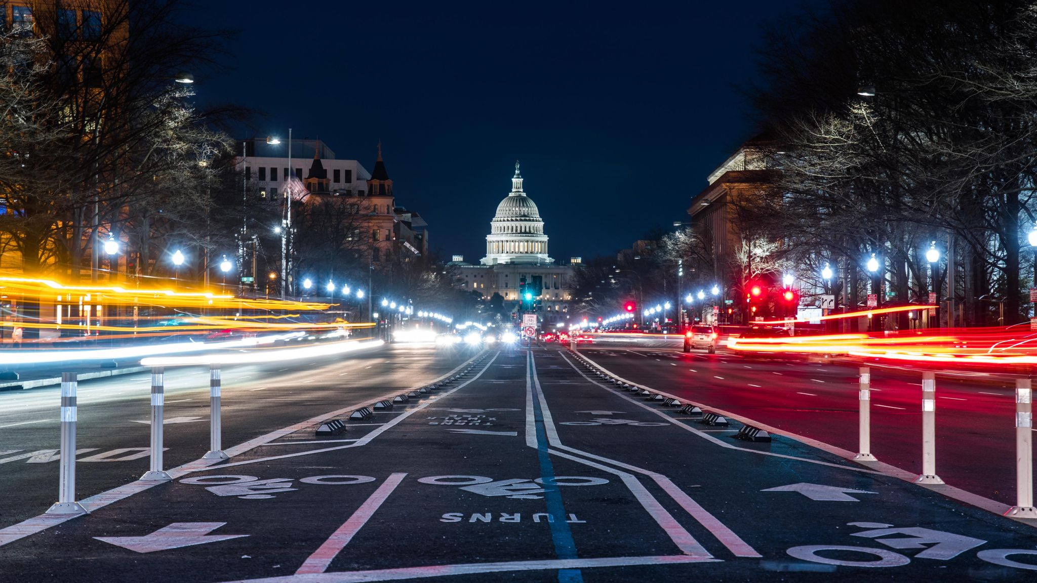 Capitol Street View, USA
