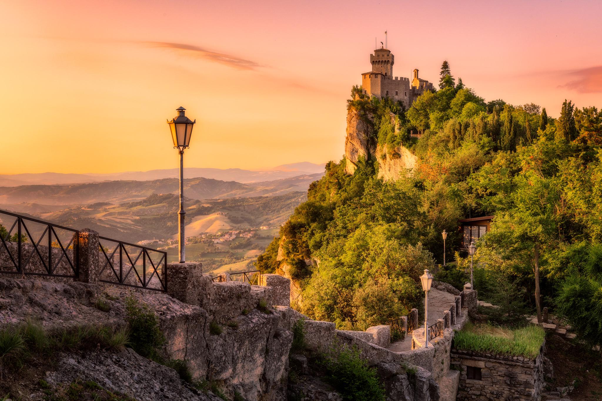 City Walls of San Marino, San Marino