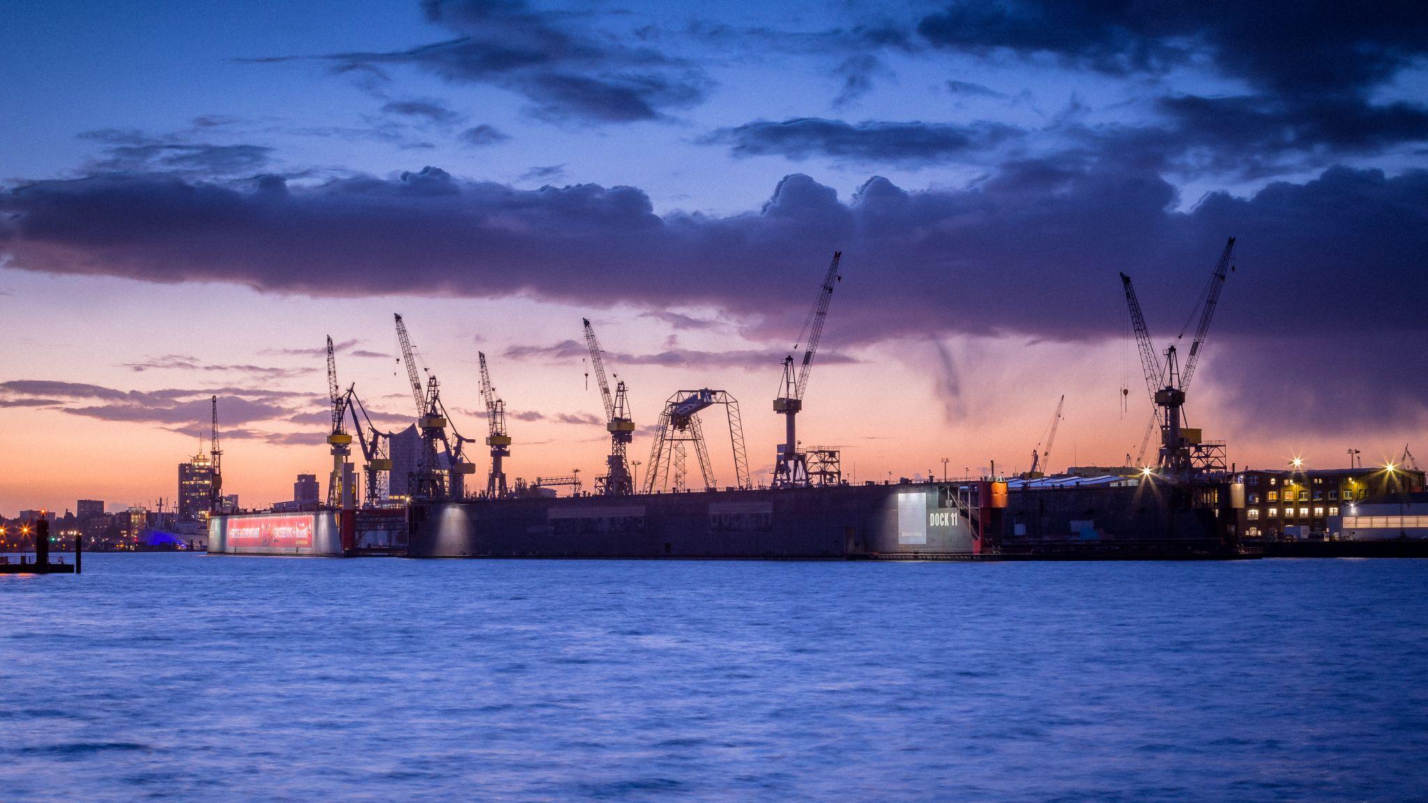 Docks, Germany